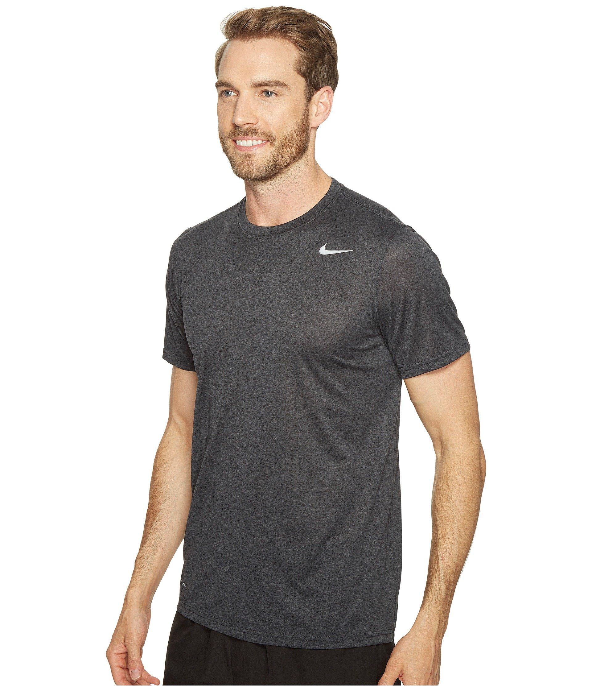 3be32b29 Lyst - Nike Big Tall Legend 2.0 Short Sleeve Tee (obsidian/black/matte  Silver) Men's T Shirt in Gray for Men - Save 14%
