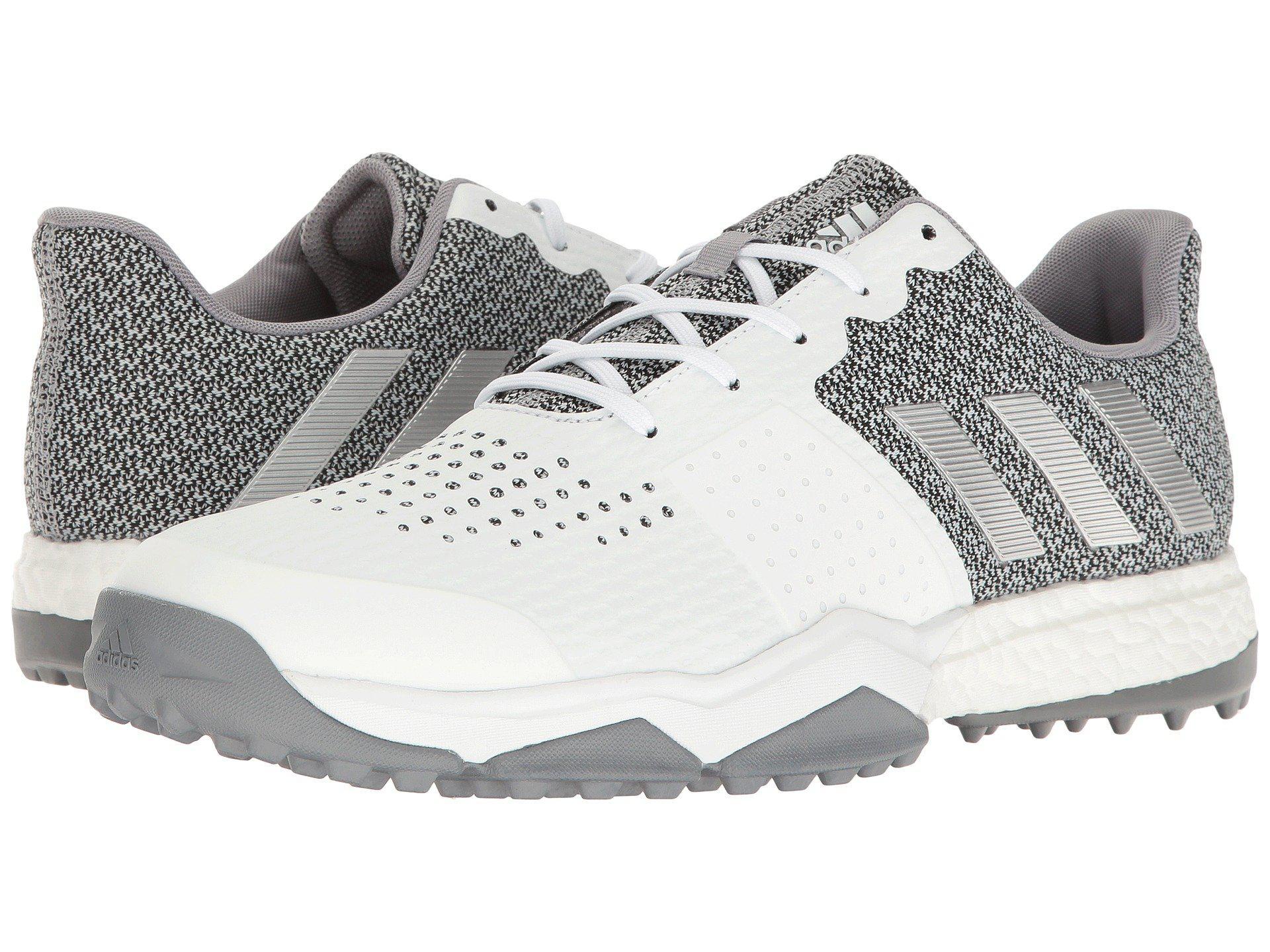 lyst adidas originali adipower l 'impulso 3 (calzature bianco / nero