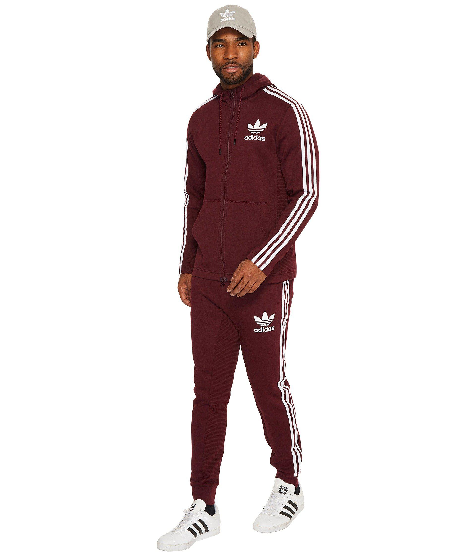 1c8da43e2fed Lyst - adidas Originals Curated Pants in Red for Men