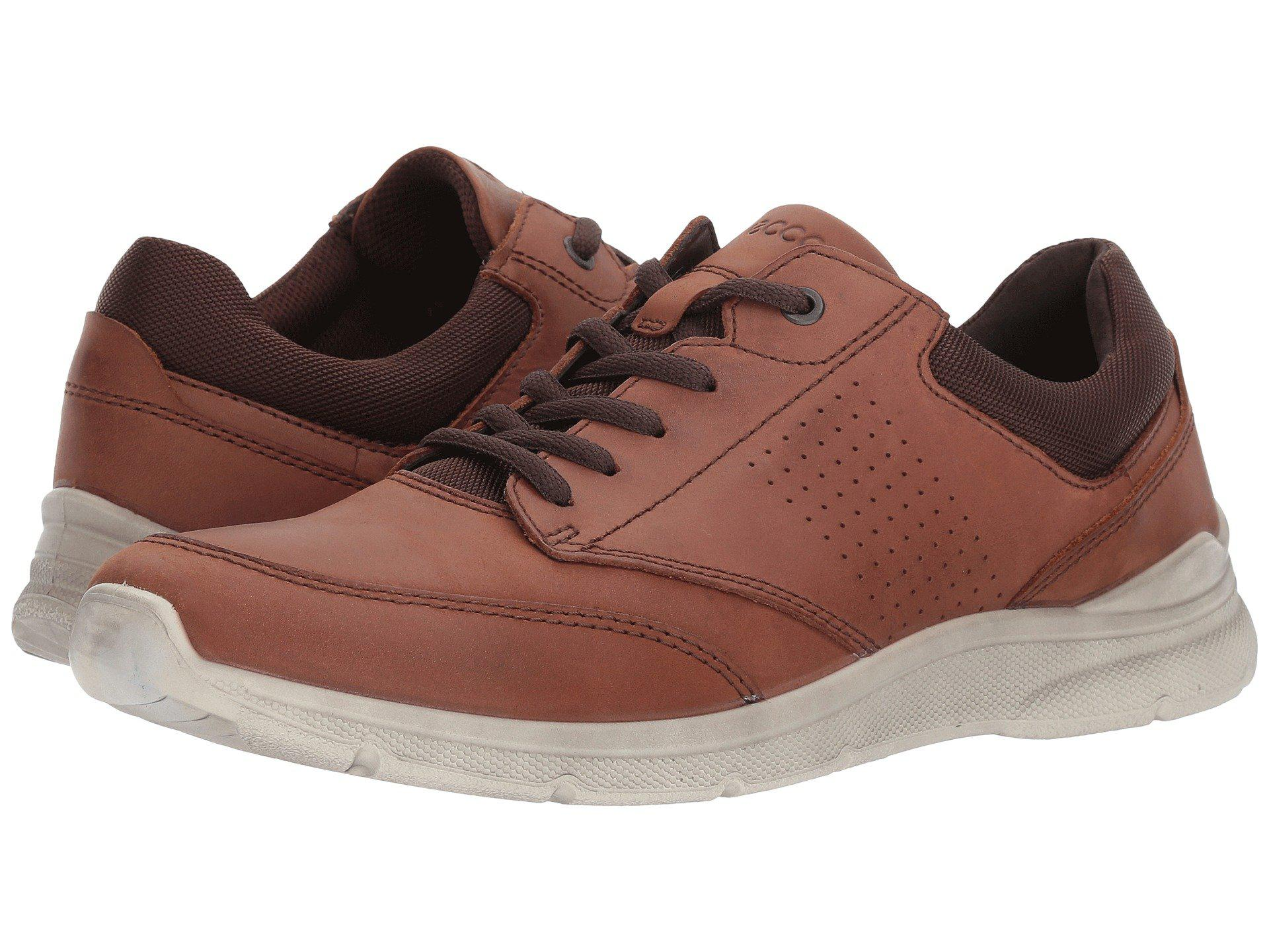 35a198c83772 Lyst - Ecco Irving Casual Tie (mink) Men s Lace Up Casual Shoes in ...