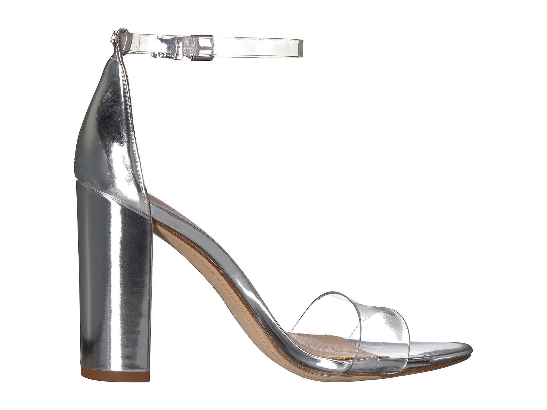 374738a00f56 Lyst - Sam Edelman Yaro Ankle Strap Sandal Heel (jute) Women s Dress Sandals