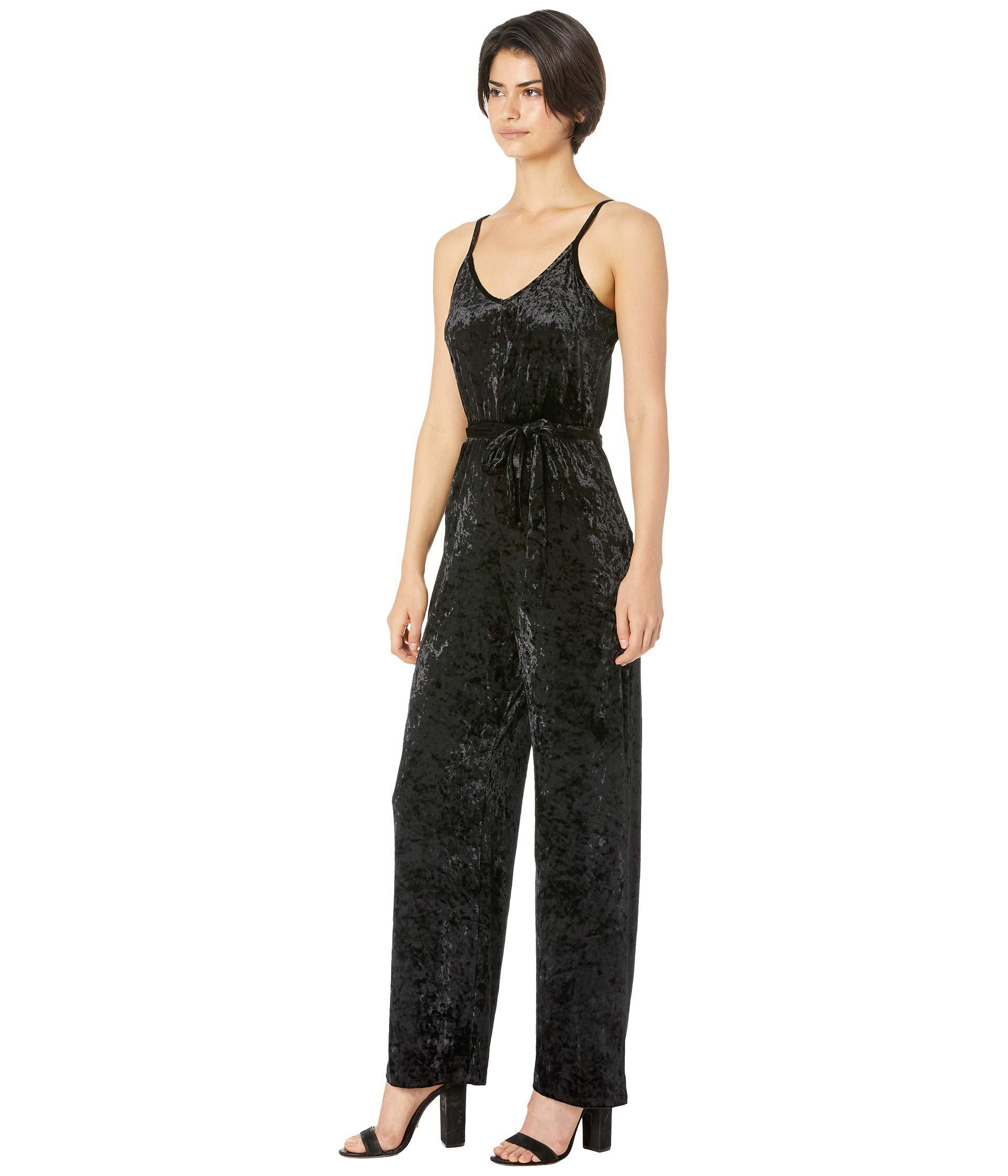 94340e23908 Lyst - Roxy Cha For Now Jumpsuit (true Black) Women s Jumpsuit   Rompers  One Piece in Black - Save 38.983050847457626%