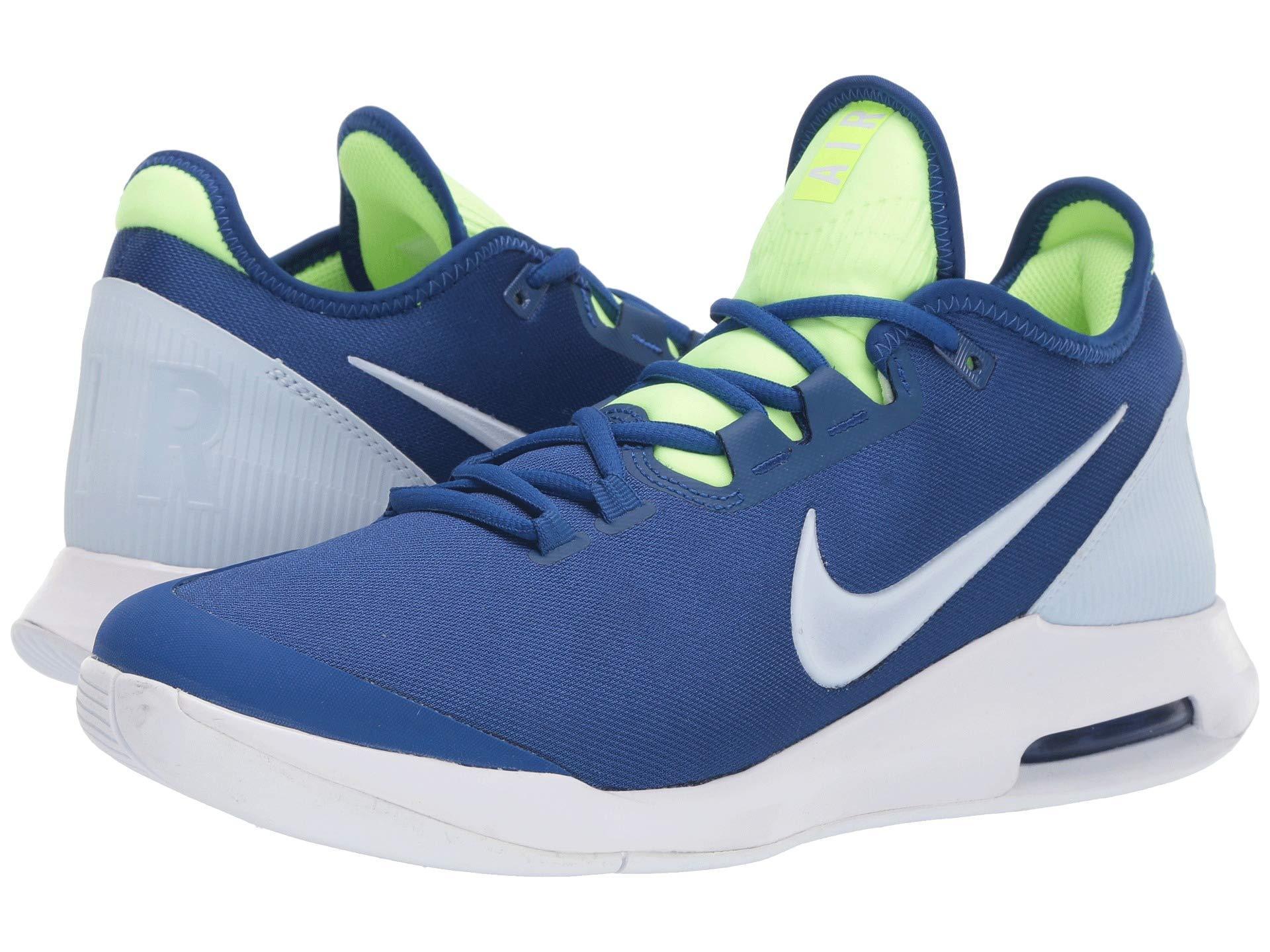 555737a4a14f Nike. Blue Air Max Wildcard (white/black/white/bright Crimson) Men's Tennis  Shoes