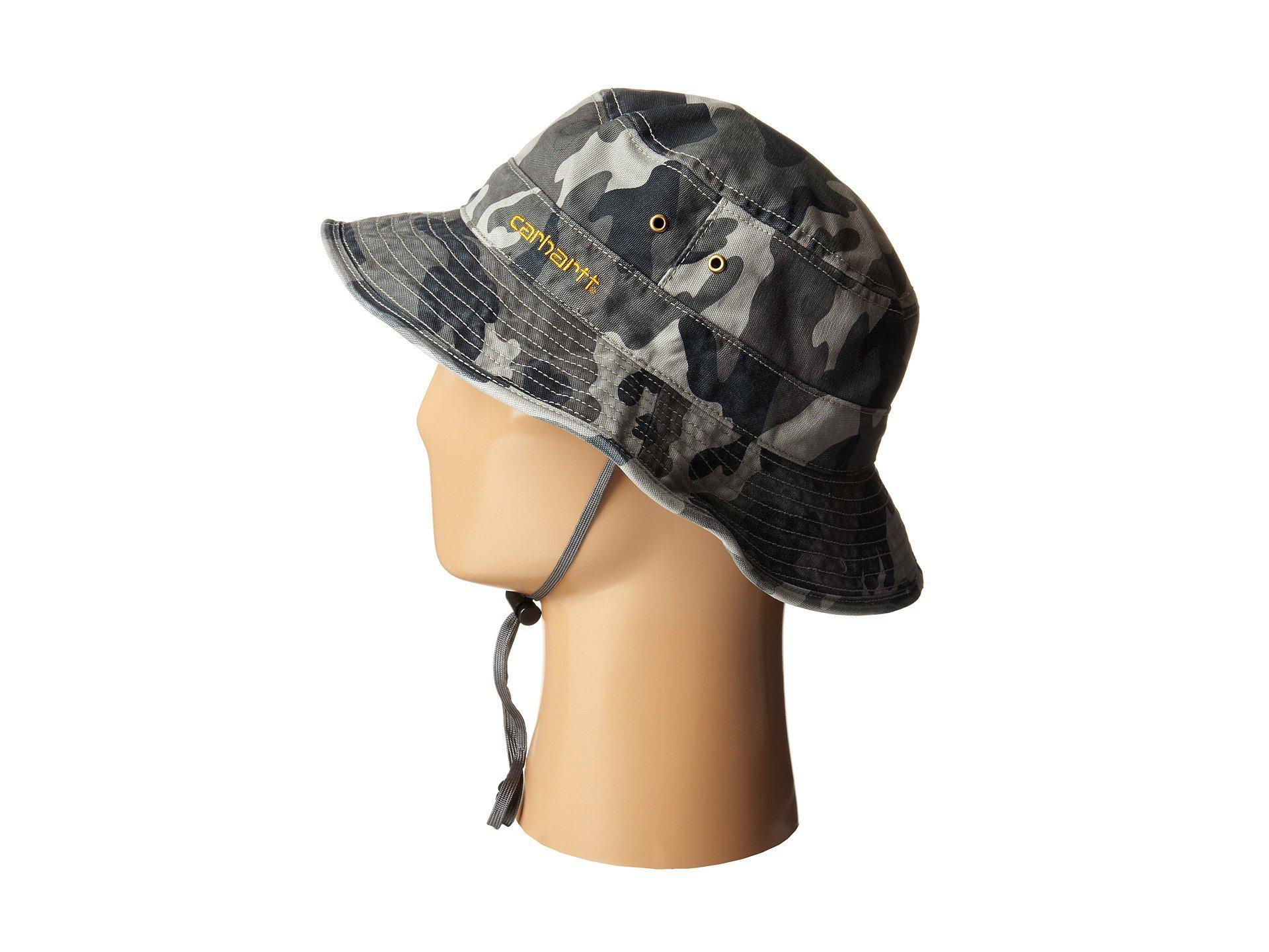 Lyst - Carhartt Billings Hat in Gray for Men 32bd626767c