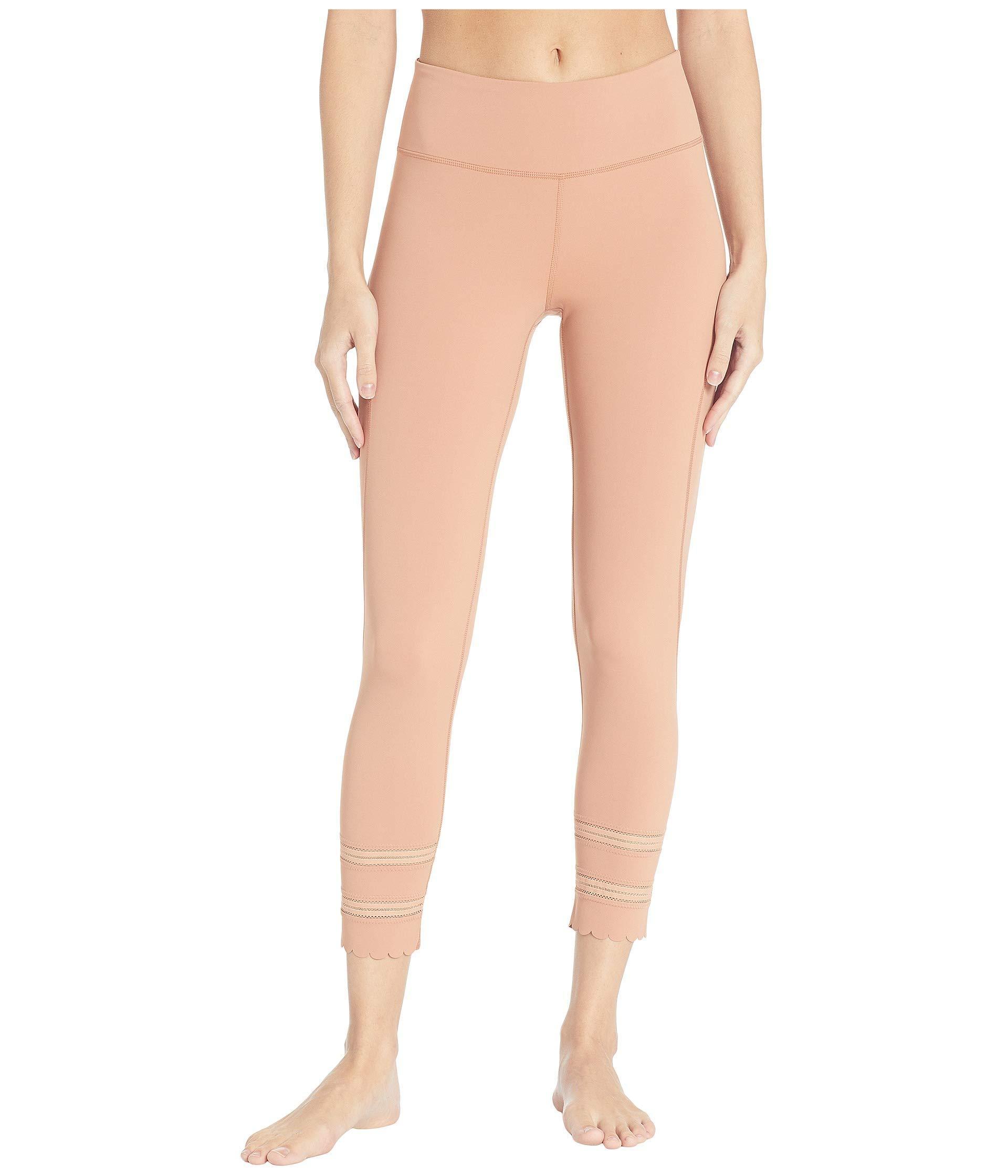 194c8c66514522 Lyst - Free People Genesis Leggings (black) Women's Casual Pants in ...