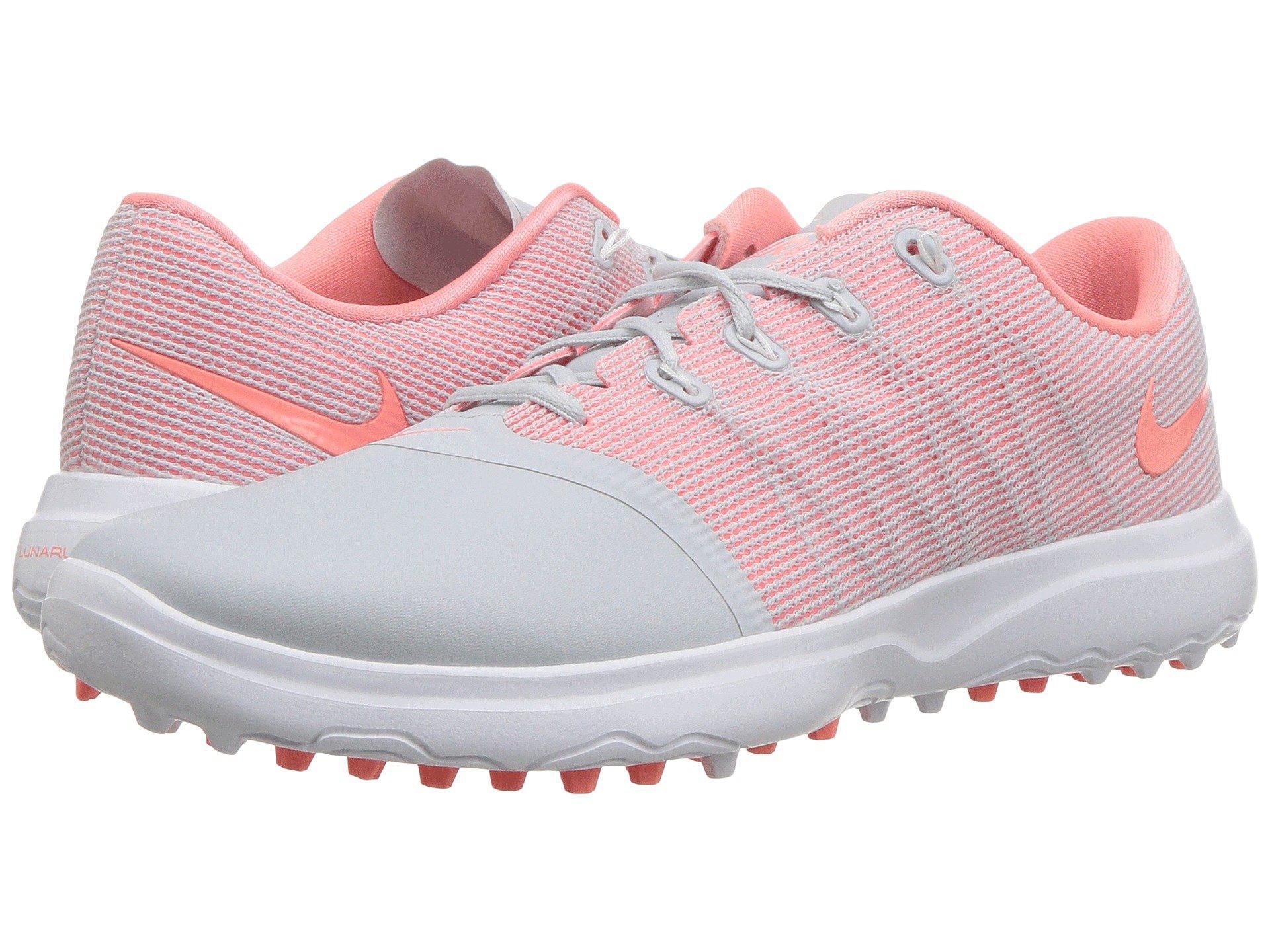 7b0a393c5fe8 Lyst - Nike Lunar Empress 2 in Pink