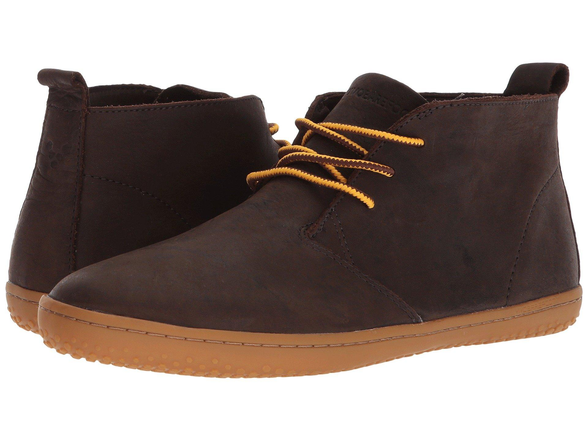 Vivobarefoot Gobi Ii Leather in Brown - Lyst