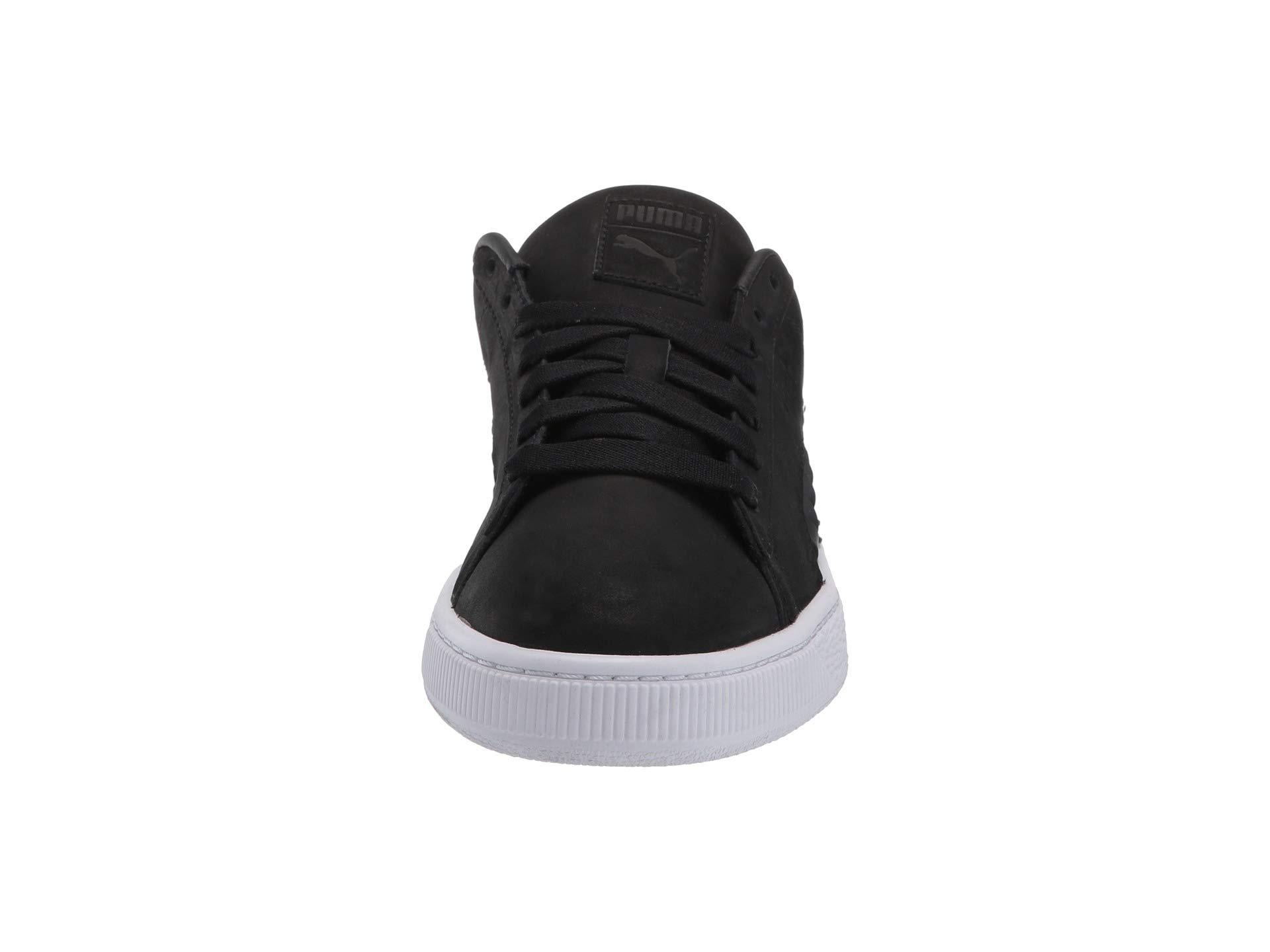 2a252dede02 Lyst - PUMA Basket Crafted (toast gum) Women s Shoes in Black