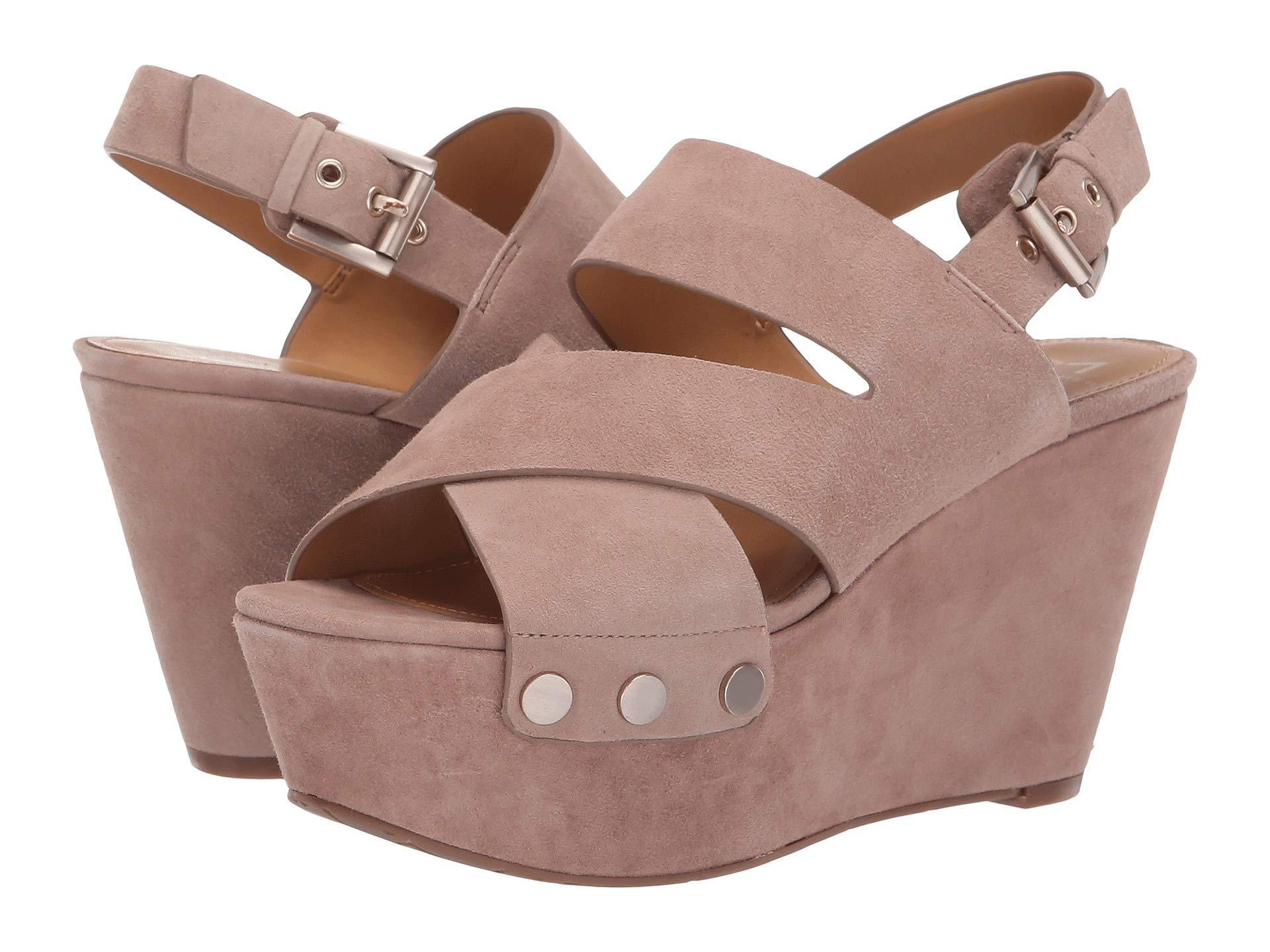 0407a223b2b Lyst - Marc Fisher Bianka (black Leather) Women s Shoes