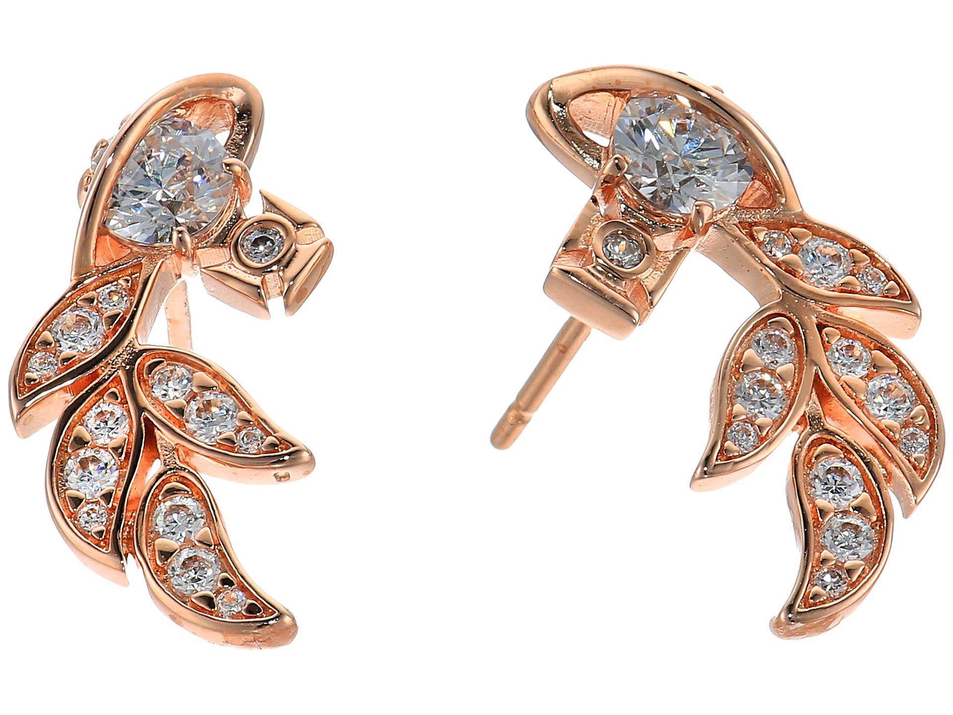 2055fdbc3ac6e Vivienne Westwood Amma Stud Earrings - Lyst