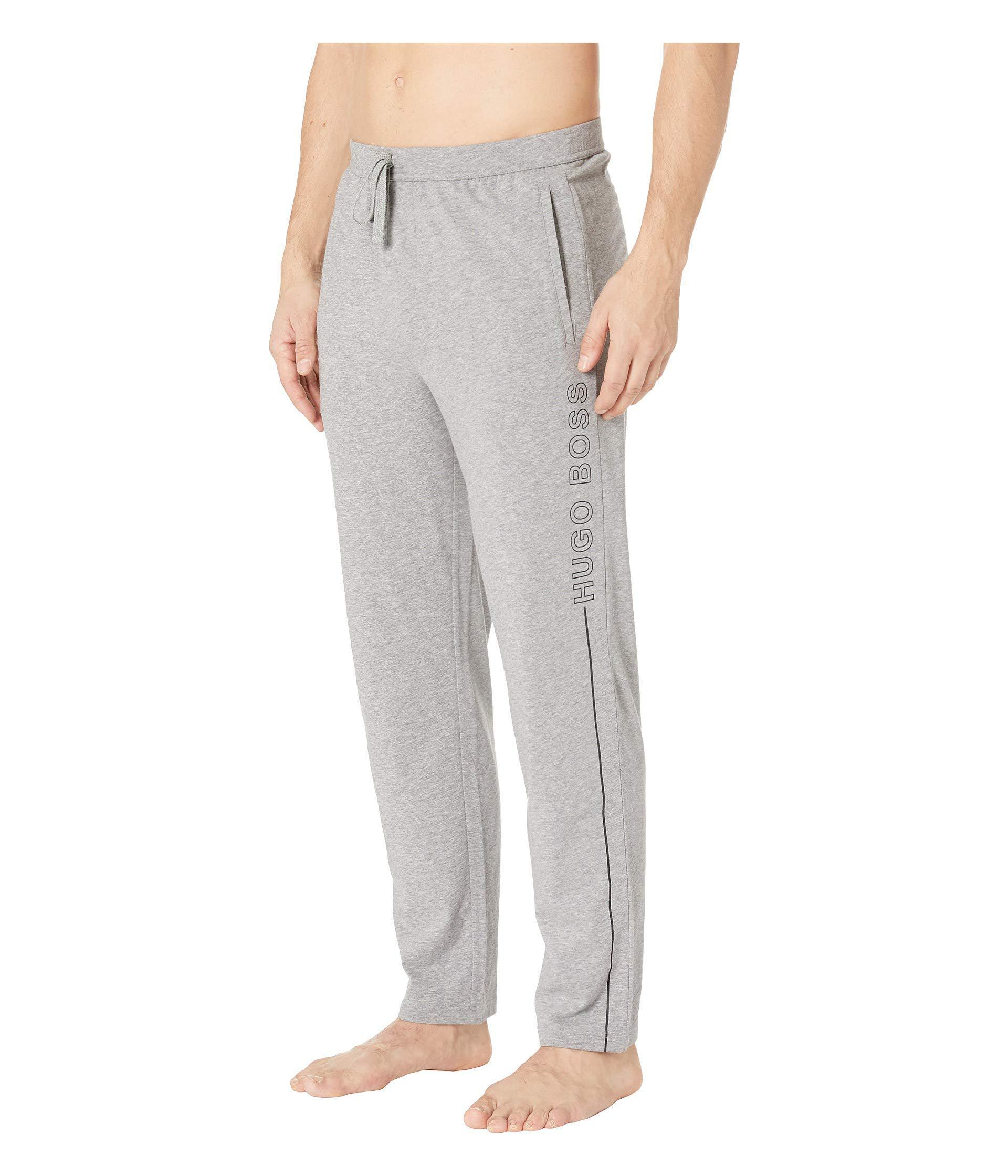 26a9cdd34 BOSS Identity Pants 10143871 04 (navy) Men's Pajama in Gray for Men ...