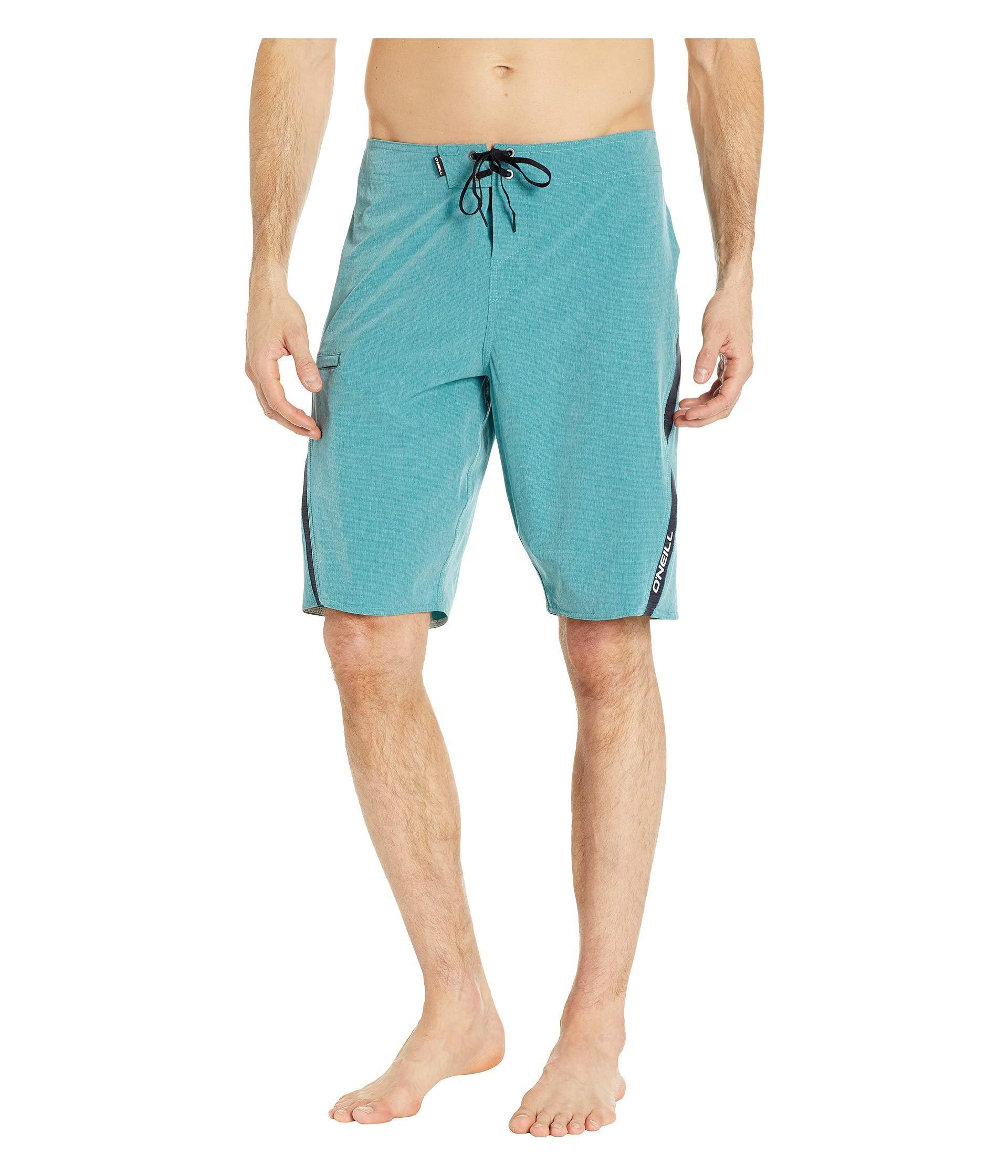 8c8e6d923d O'neill Sportswear. Blue Superfreak Boardshorts (light Grey) Men's Swimwear