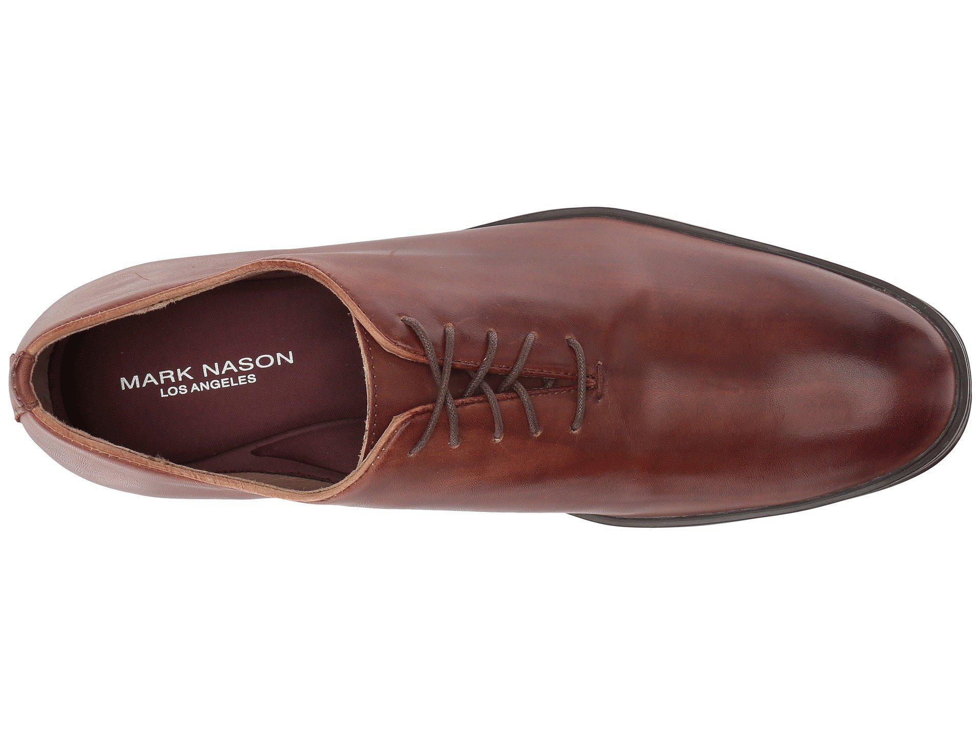 64c421168892 Lyst - Mark Nason Traditional Dress - Hopper (cognac) Men s Lace Up ...