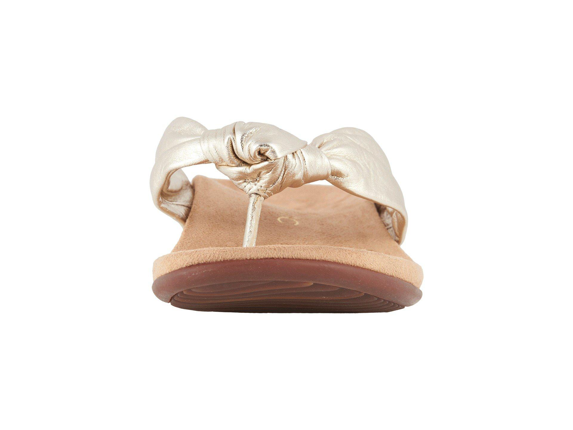 df5d122b495436 Vionic - Multicolor Pippa (rose Gold) Women s Sandals - Lyst. View  fullscreen