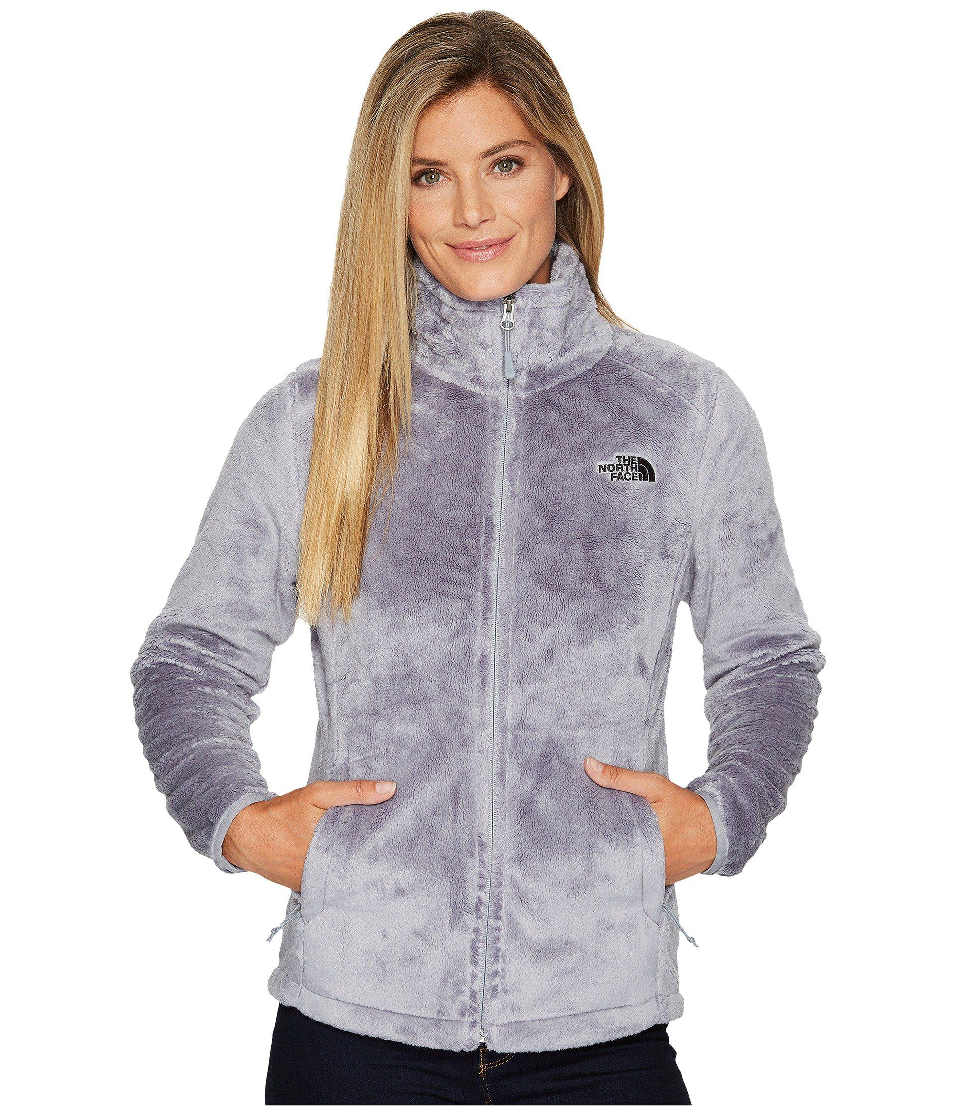 9f163a9d655d Lyst - The North Face Osito 2 Jacket (vintage White) Women s Coat in ...