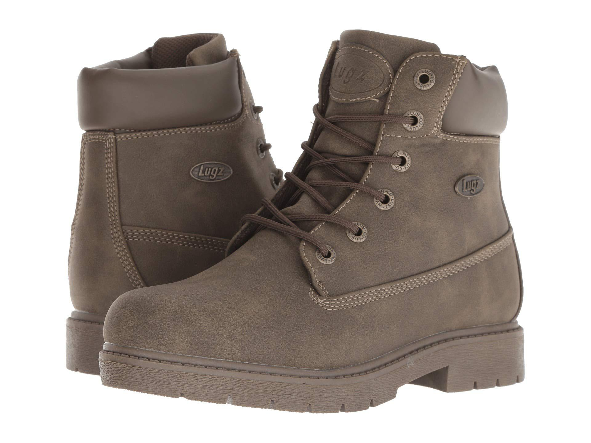 7c5a78dc2294 Lyst - Lugz Brace Hi (woodland) Women s Shoes in Brown