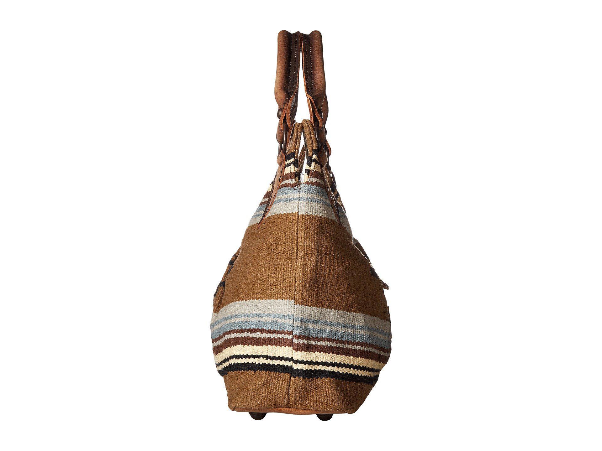 1f7d2d5d742a STS Ranchwear - Serape Slouch Bag (olive Serape tornado Brown) Bags - Lyst.  View fullscreen