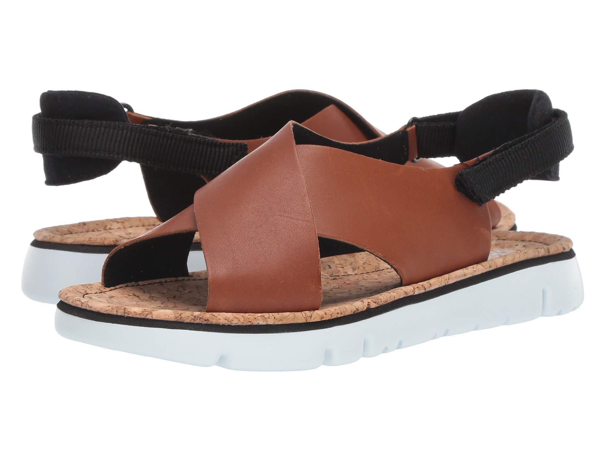 331fb97969cc Lyst - Camper Oruga - K200157 (medium Red) Women s Sandals