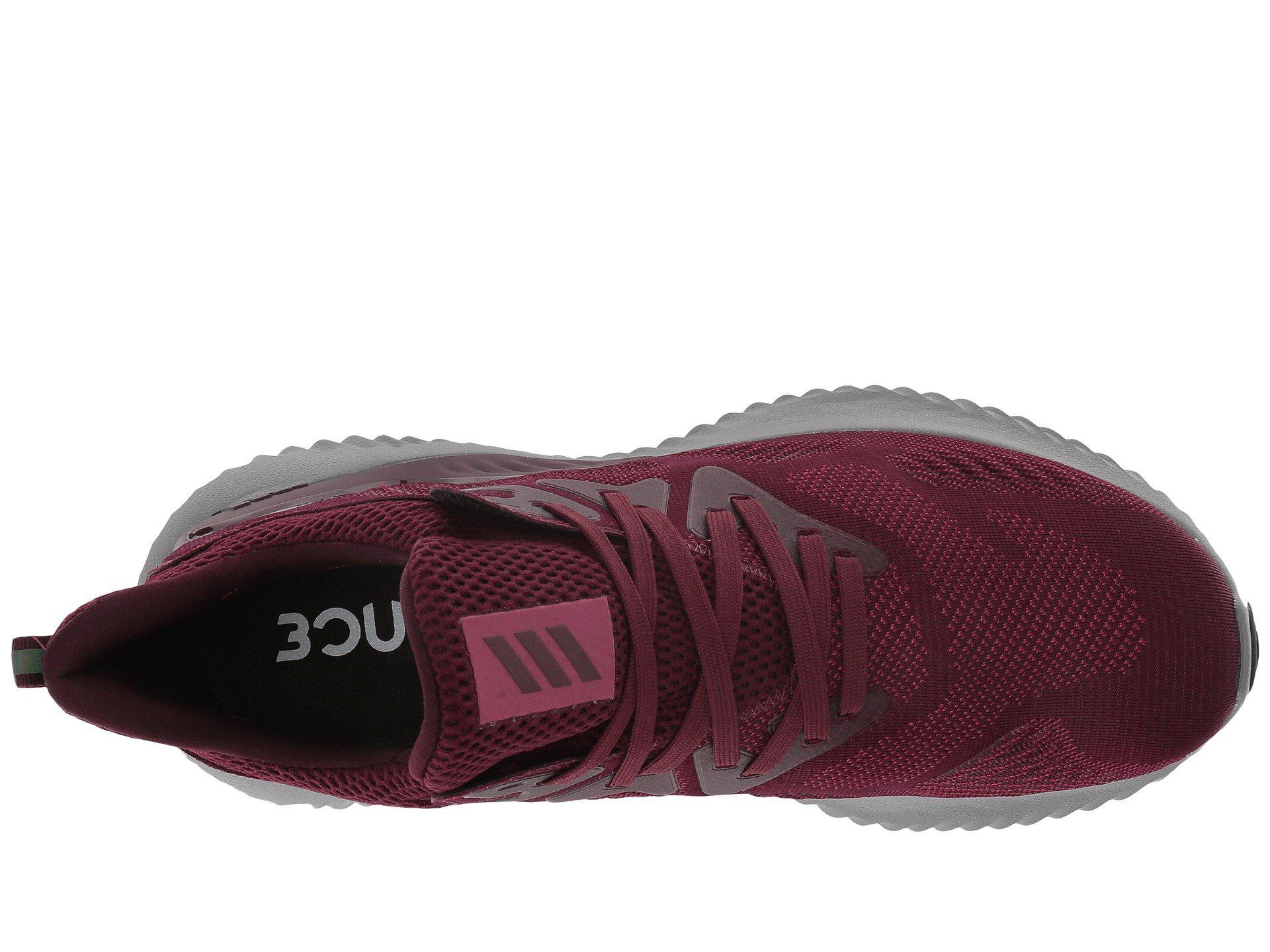 9821778802e07 Lyst - adidas Originals Alphabounce Beyond (maroon maroon mystery ...