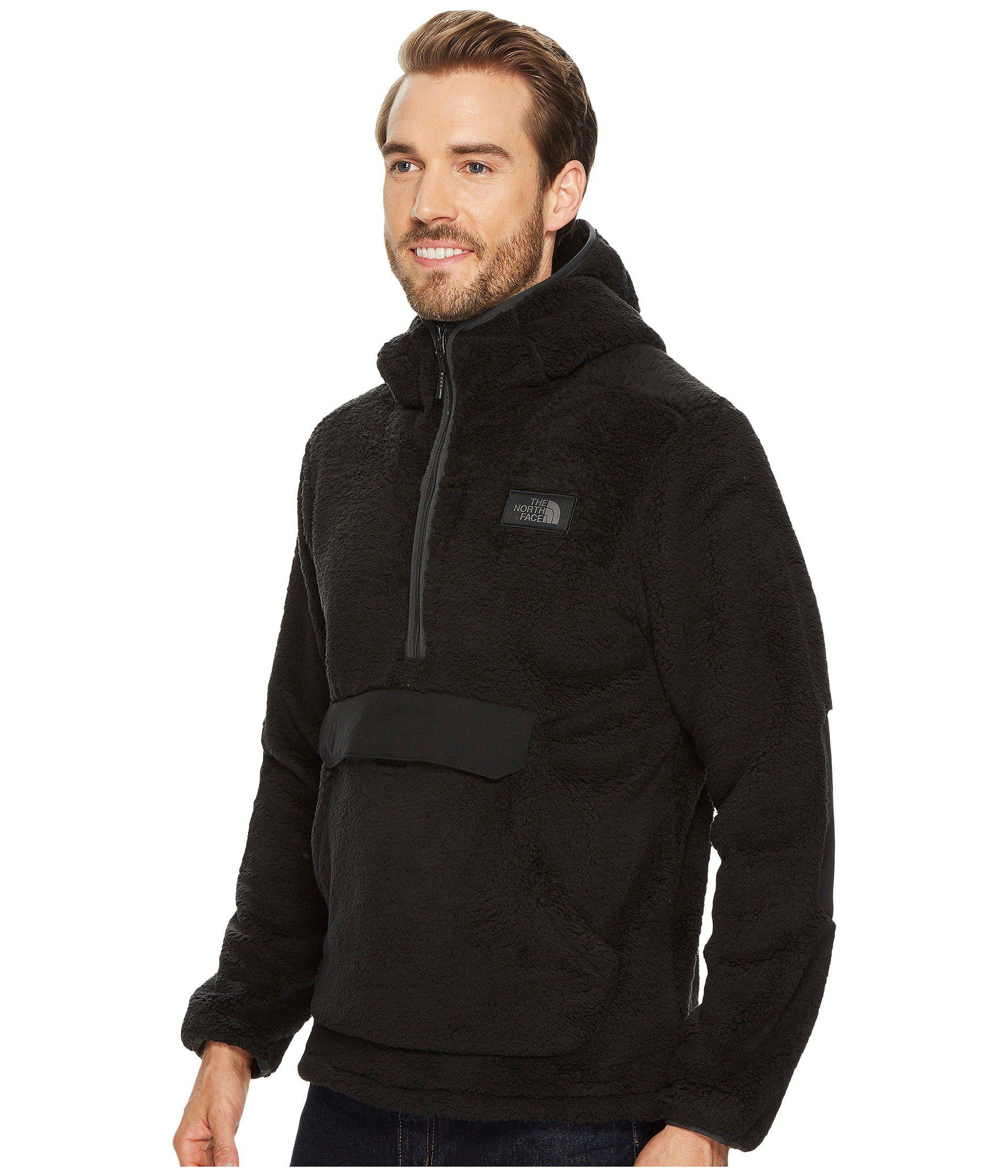 Lyst - The North Face Campshire Pullover Hoodie in Black for Men 2ea4dc04f