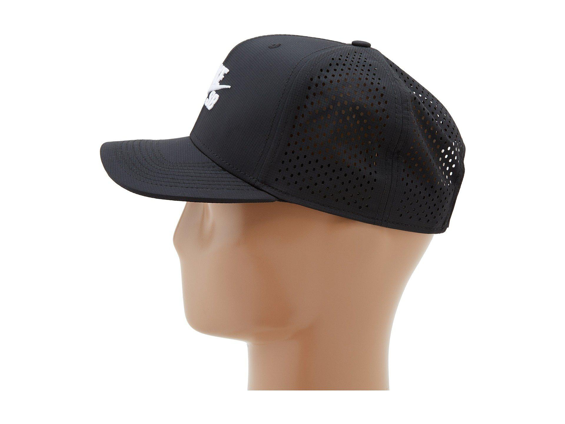 e68f50bc302 Nike - Black Performance Trucker Hat (obsidian storm Pink) Caps for Men -.  View fullscreen