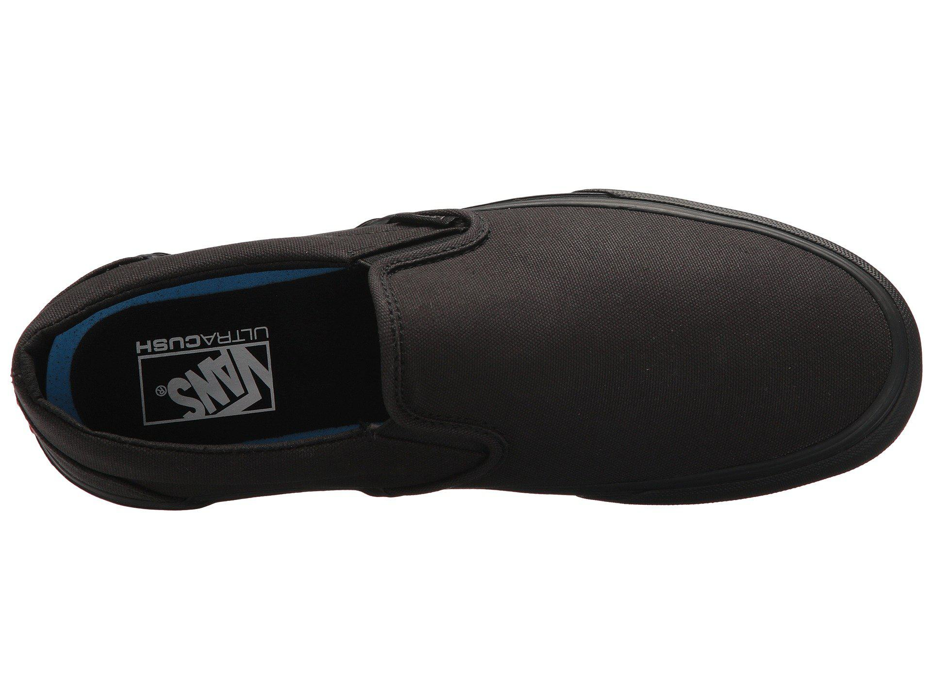 14eb97c00c4 Vans - Classic Slip-on Uc X Made For Makers Collection (black black. View  fullscreen