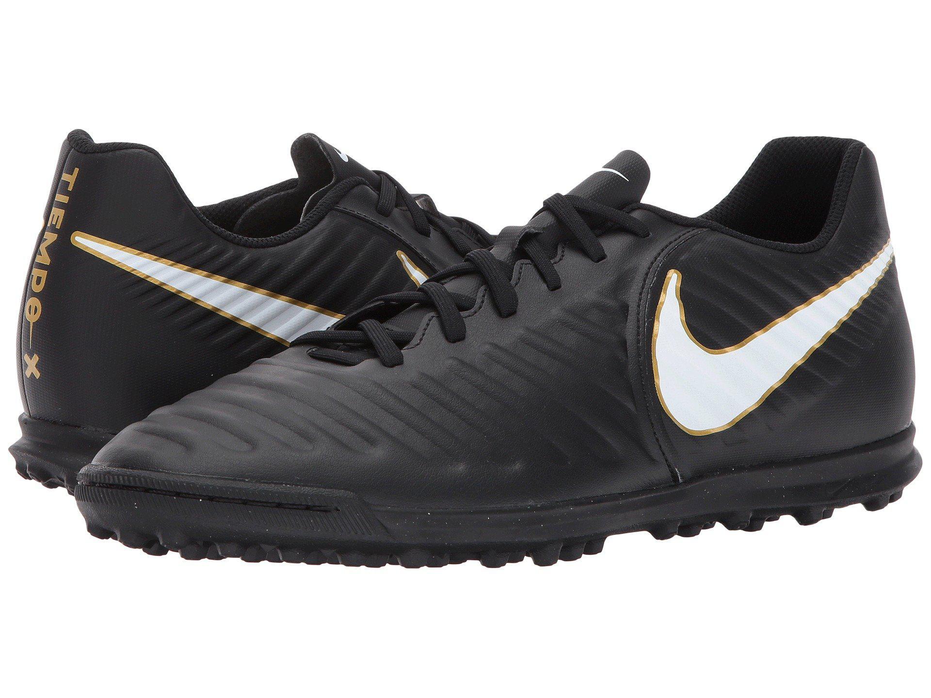 f5085e0093f5 Lyst - Nike Tiempox Rio Iv Tf in Black for Men