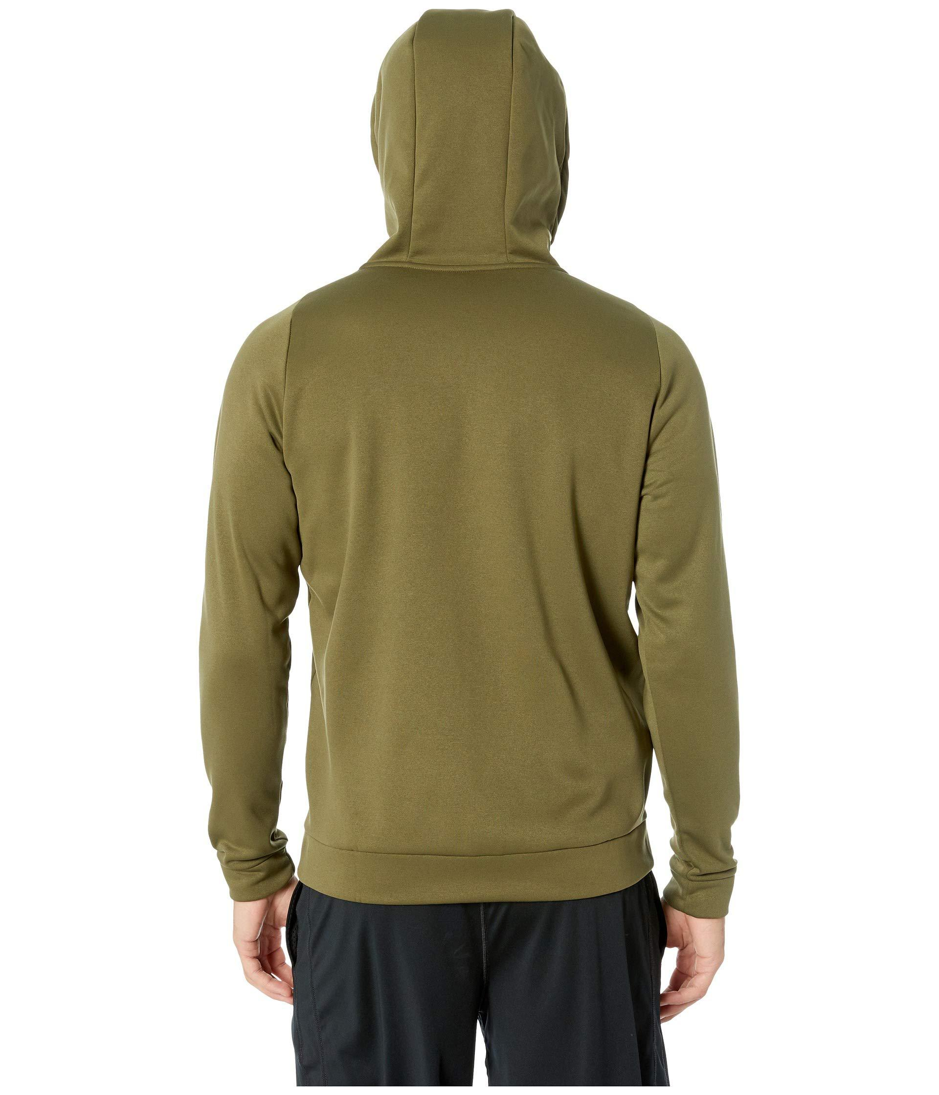 e1093201 Nike Dri-fit Therma Men's Full-zip Training Hoodie in Green for Men ...