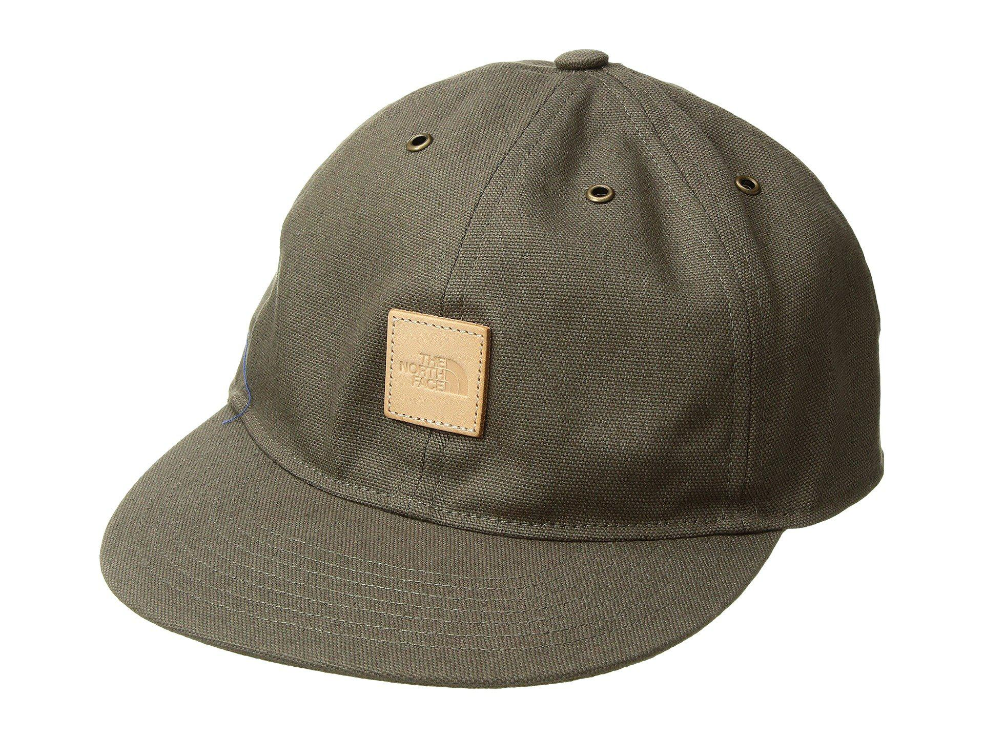 The North Face. Men s Green Naturalist Canvas Cap (weathered Black) Caps cf5bc99f4b17