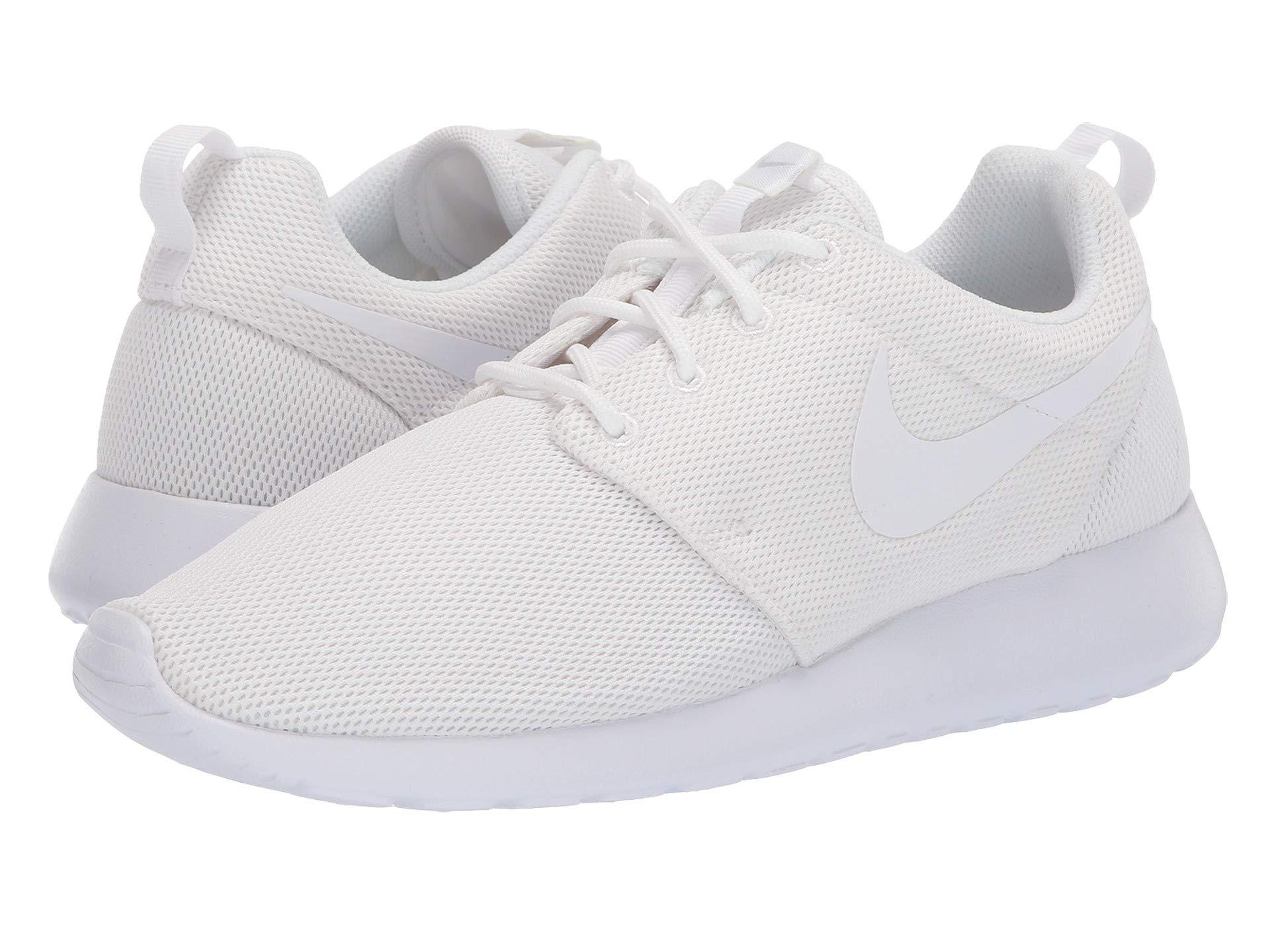 Lyst - Nike Roshe One (cool Grey pure Platinum summit White) Women s ... c44b91b7aac3
