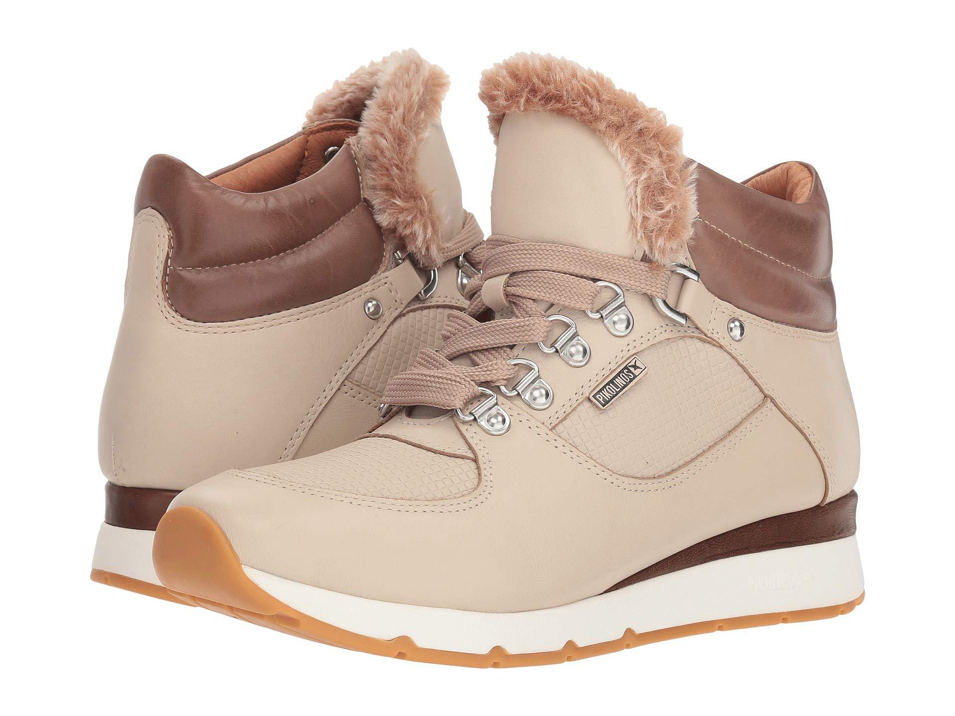 7a4922db8f9 Lyst - Pikolinos Mundaka W0j-6752c1 (marfil Siena) Women s Shoes
