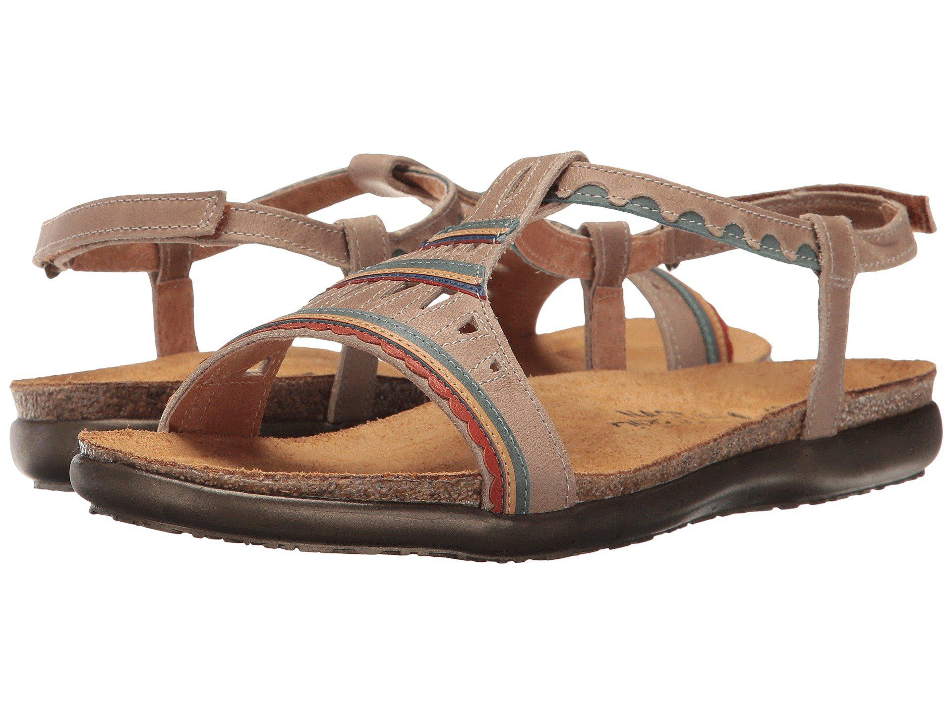 Odelia Leather Sandals 8NyknY5S