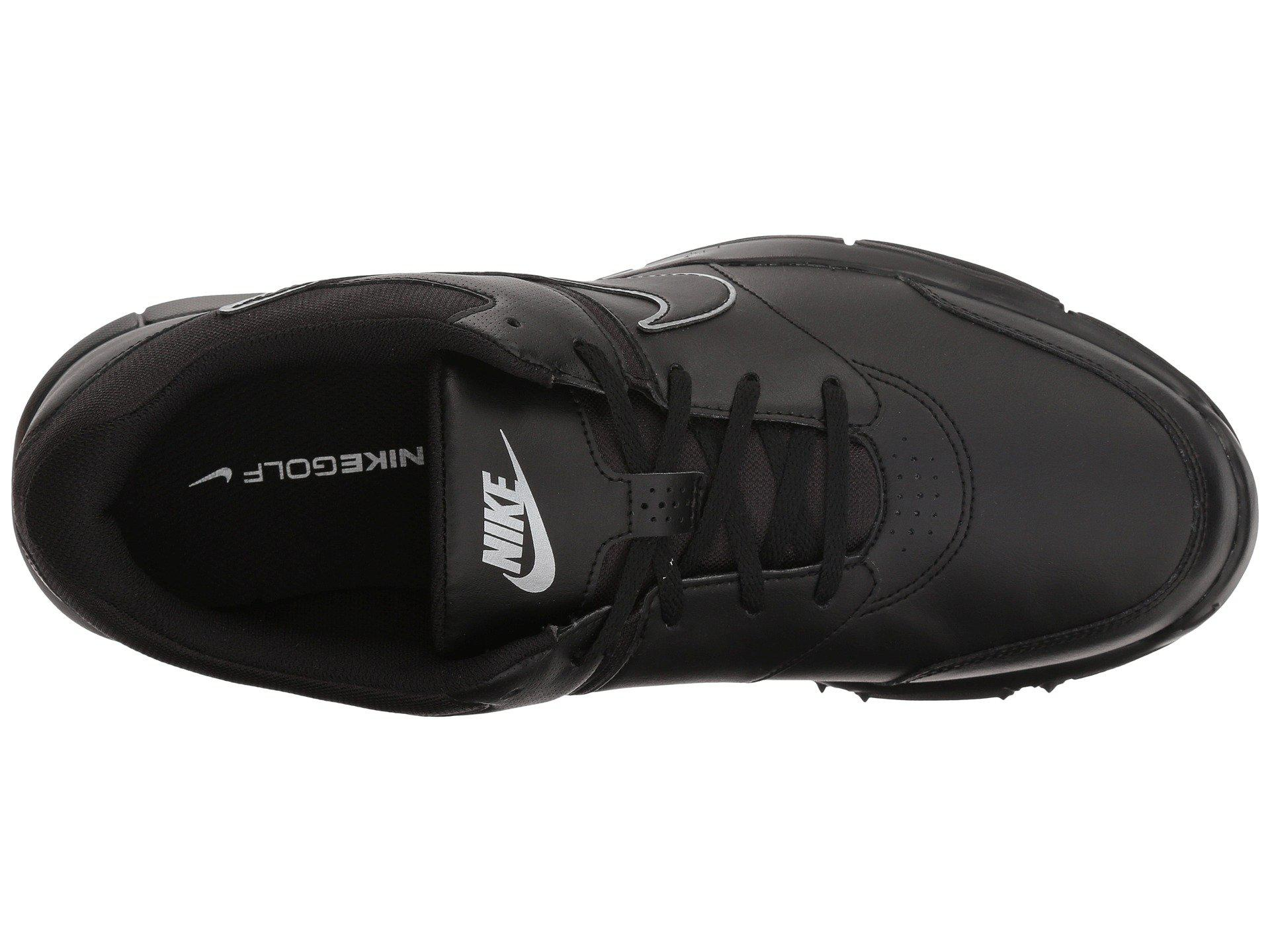 Nike - Durasport 4 (white metallic Silver black) Men s Golf Shoes for. View  fullscreen 88adbe193