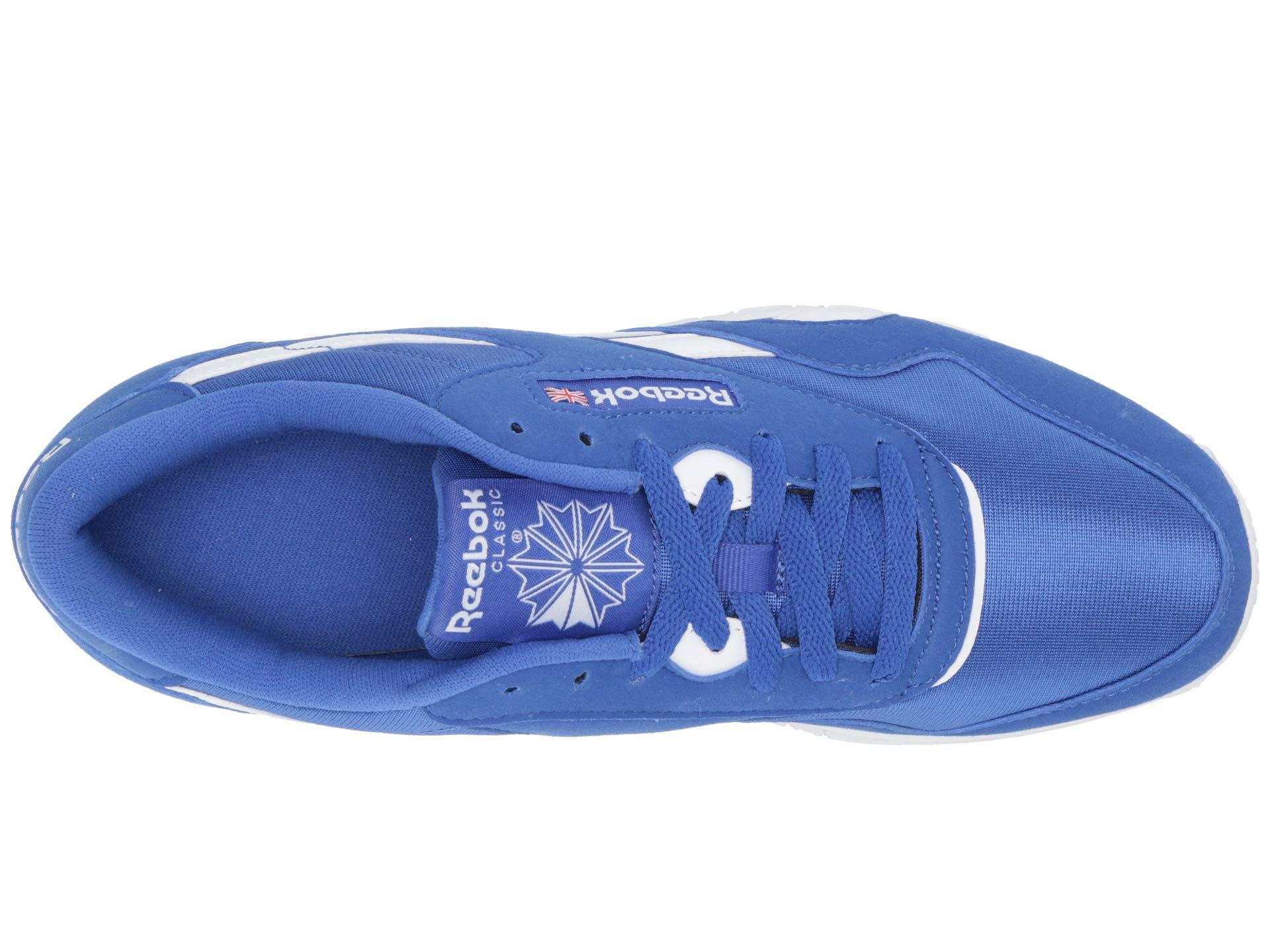 3533f83a17d Reebok - Blue Classic Nylon Color (bright Rose white) Men s Shoes for Men.  View fullscreen