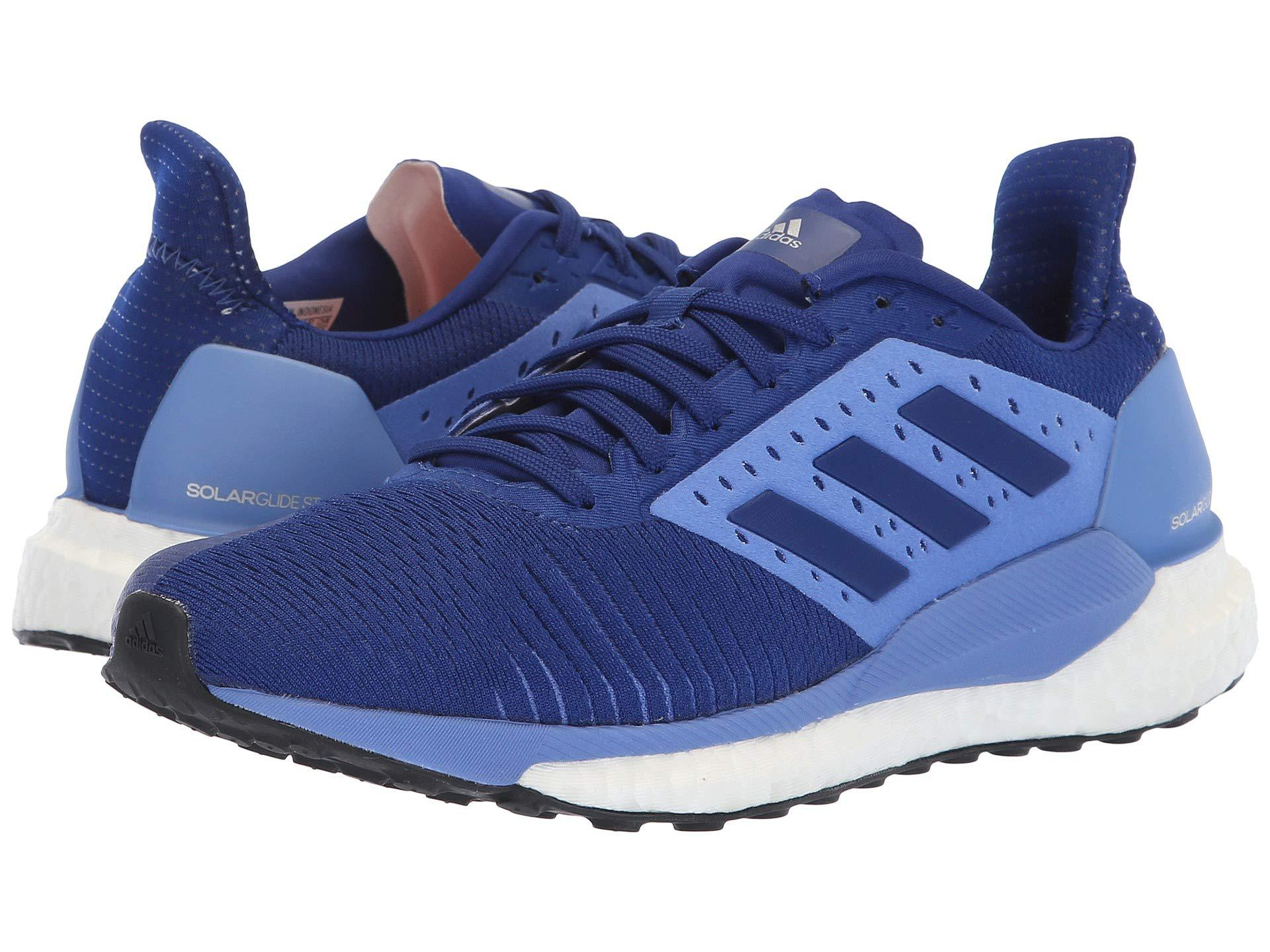 e3bc94148 adidas Originals. Blue Solar Glide St (mystery Ink mystery Ink real Lilac) Women s  Shoes