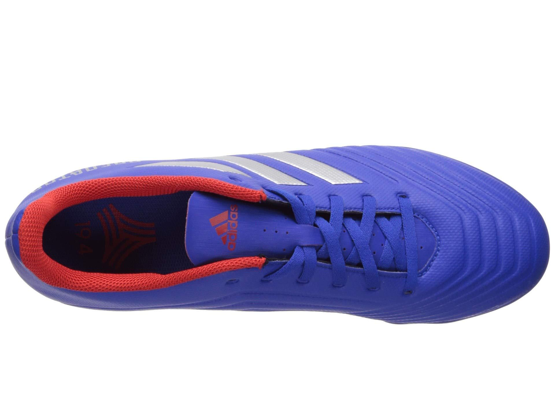 c915ac22649 Adidas - Predator 19.4 Tf (bold Blue silver Metallic active Red) Men s.  View fullscreen