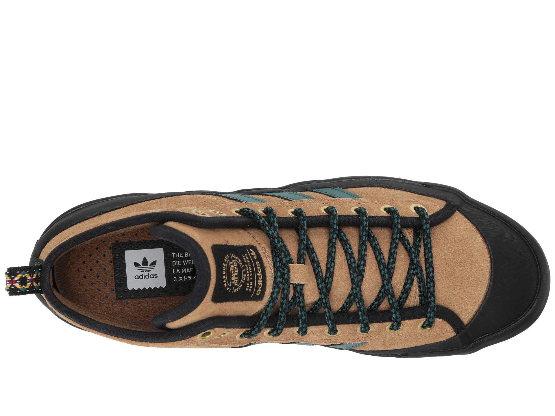 sports shoes a795d 6fd8f Lyst - adidas Originals Matchcourt High Rx3 (linenraw Desert