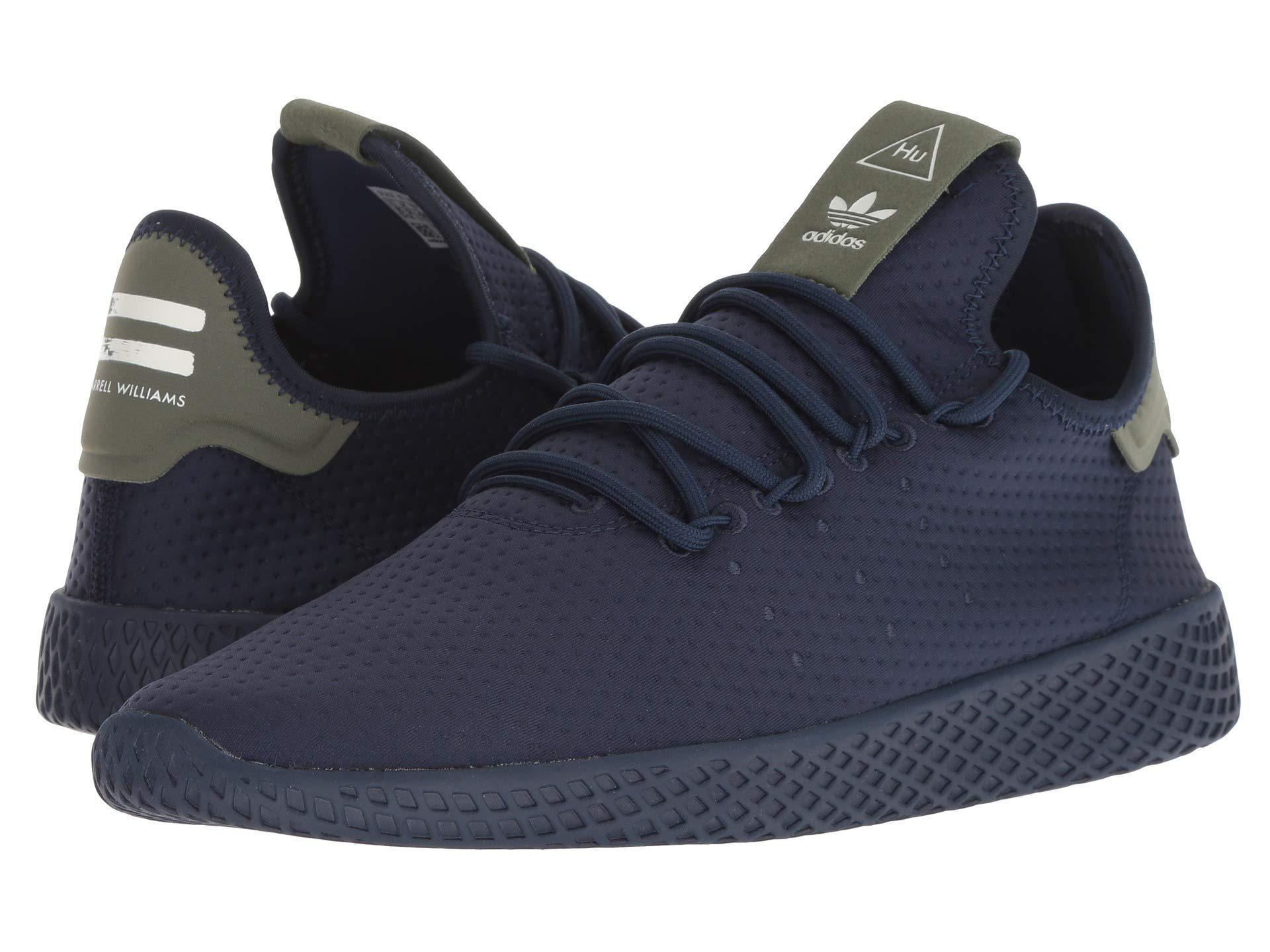 c286f8e1e85cd Lyst - adidas Originals Pharrell Williams Tennis Human Race ...