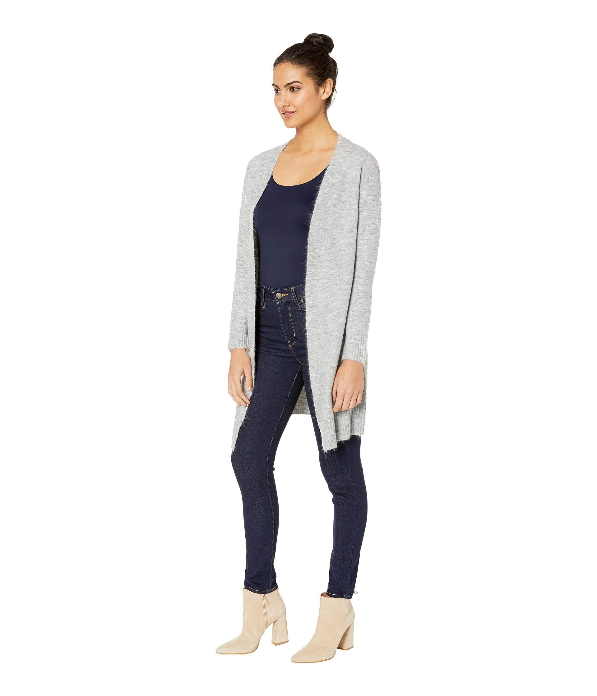 3ef20a2146 Lyst - Amuse Society Isn t That Rich Sweater (heather Grey) Women s Sweater  in Gray