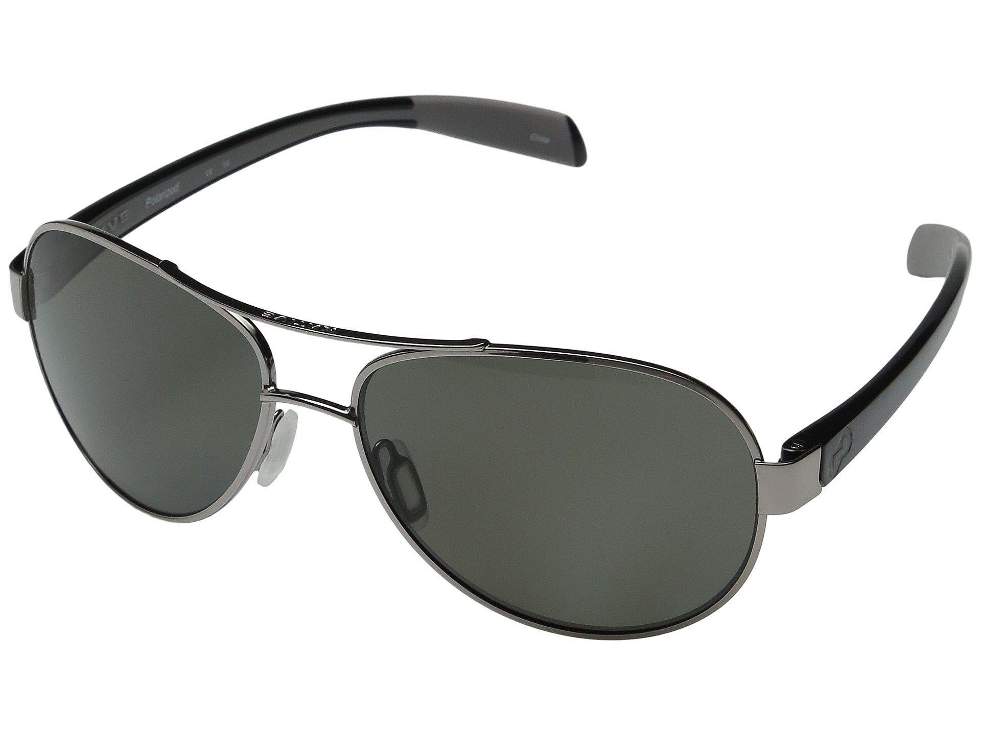 669d267e5f Lyst - Native Eyewear Haskill (chrome iron gray gray Lens) Athletic ...