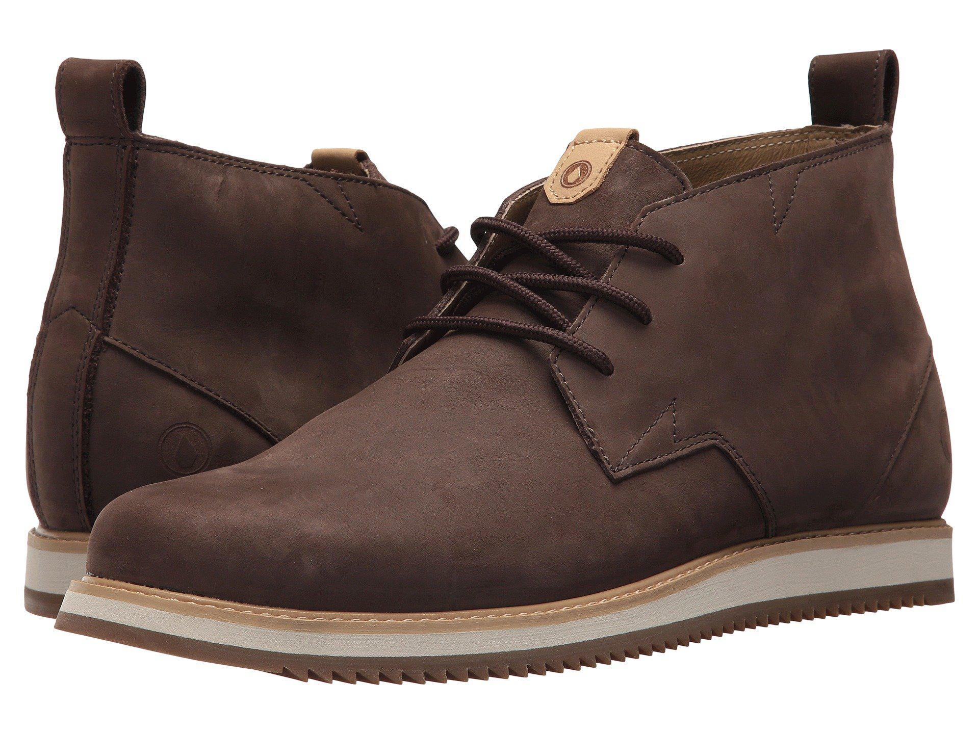 Volcom Del Coasta Suede Shoe 2DKTcuEA