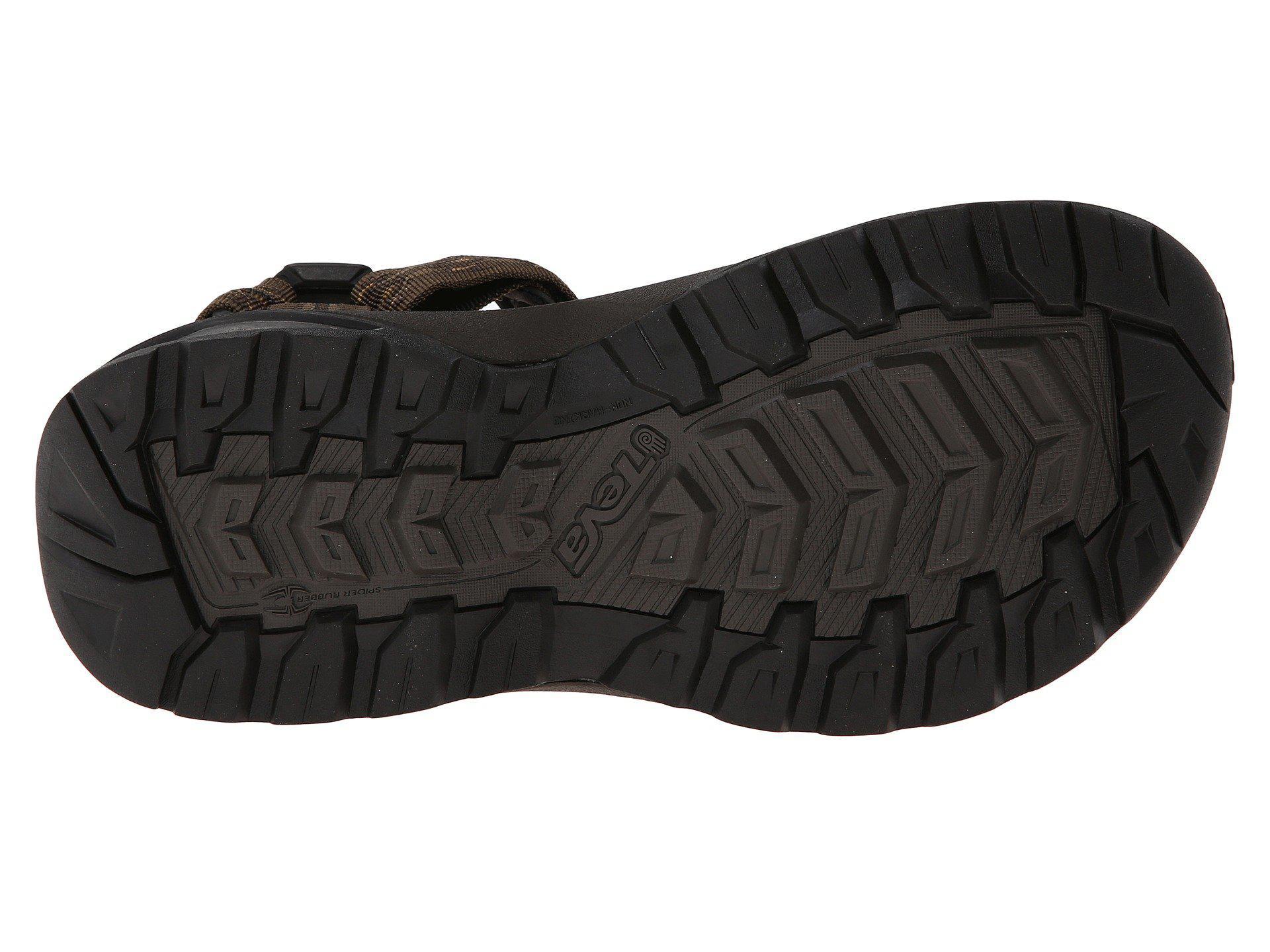 32274dd3efe7 Teva - Green Terra Fi 4 (firetread Midnight) Men s Shoes - Lyst. View  fullscreen
