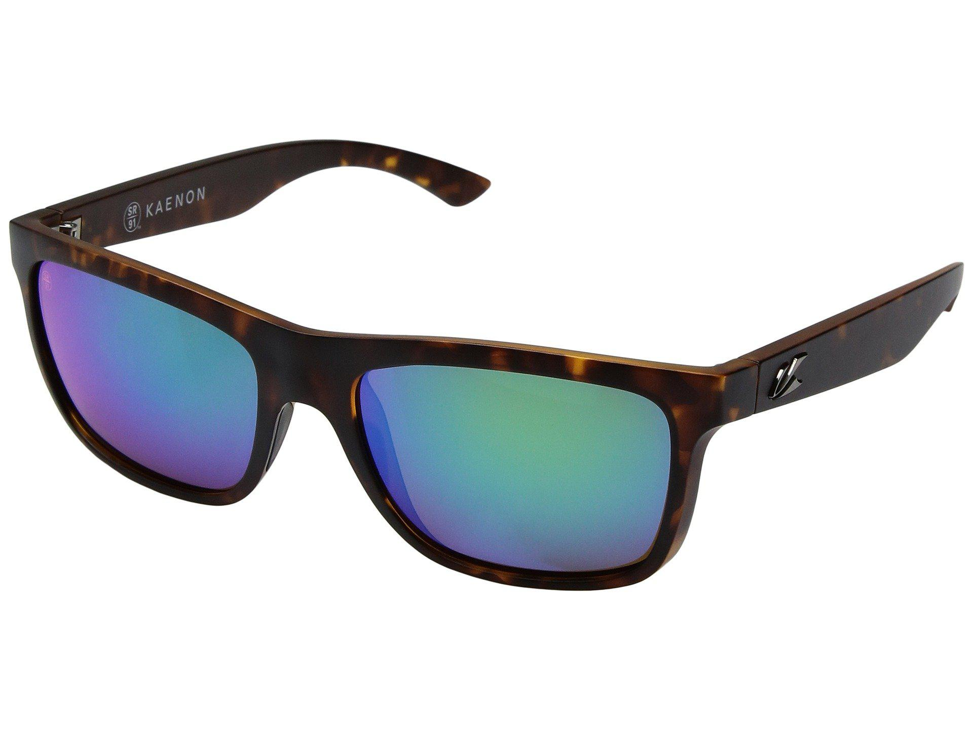 c8f4b24bac Kaenon - Multicolor Clarke (hazelnut brown 12 Polarized) Sport Sunglasses -  Lyst. View fullscreen