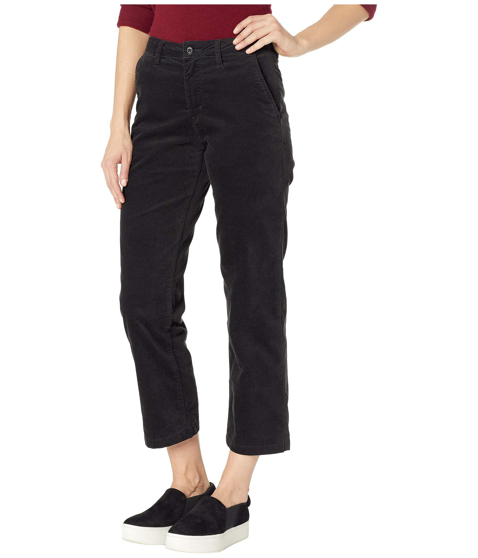 5faa1031cdf8 Lyst - Vans Harlo Pants (black) Women s Casual Pants in Black