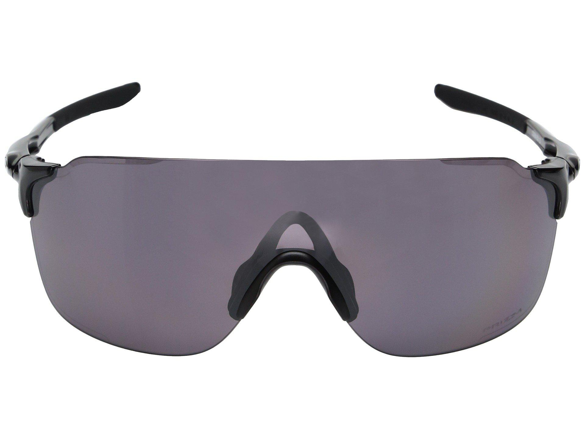 6280e99422ed Oakley - Evzero Stride (matte Black W  Prizm Road) Fashion Sunglasses -  Lyst. View fullscreen