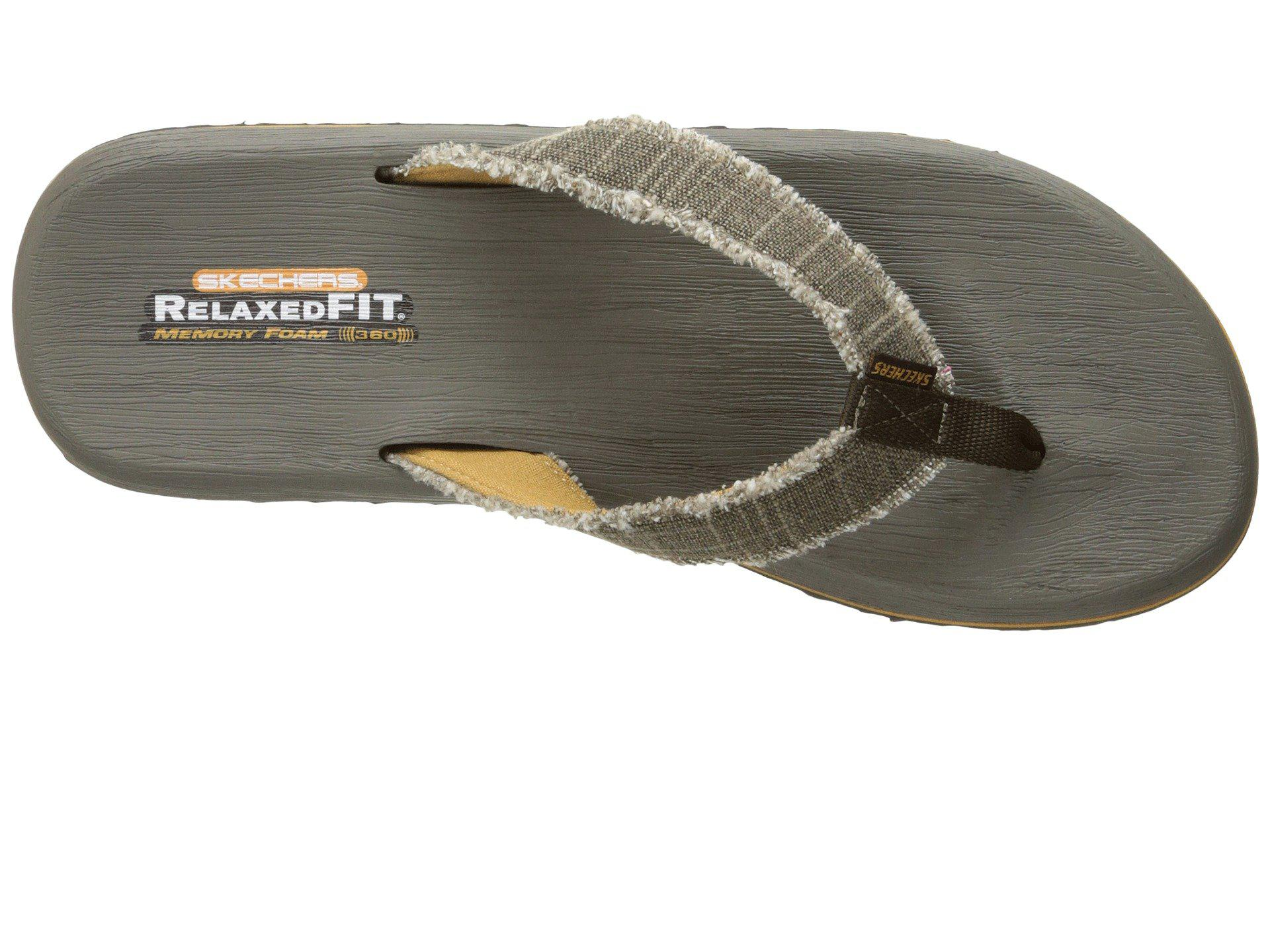 56f52359a536 Skechers - Brown Relaxed Fit(r)  Tantric - Salman (chocolate) Men s. View  fullscreen