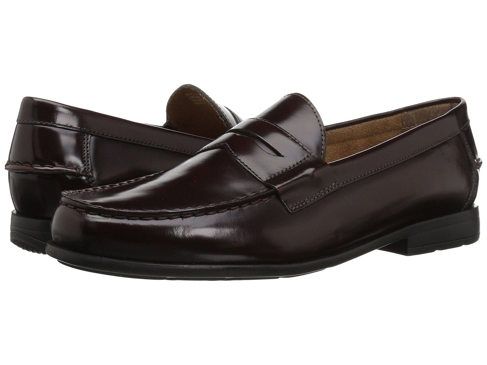 3536840afc2 Nunn Bush. Drexel Moc Toe Penny Loafer With Kore Walking Comfort Technology  (brown scotch) ...