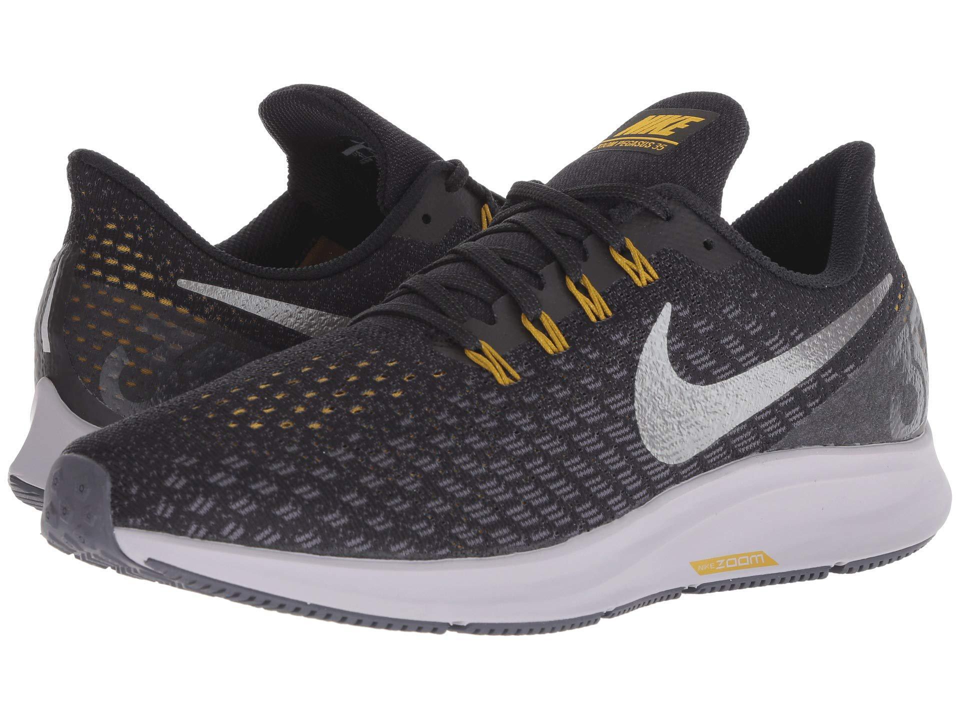 pretty nice 75029 ebb2b Nike - Gray Air Zoom Pegasus 35 (light Silver dark Stucco twilight Marsh.  View fullscreen