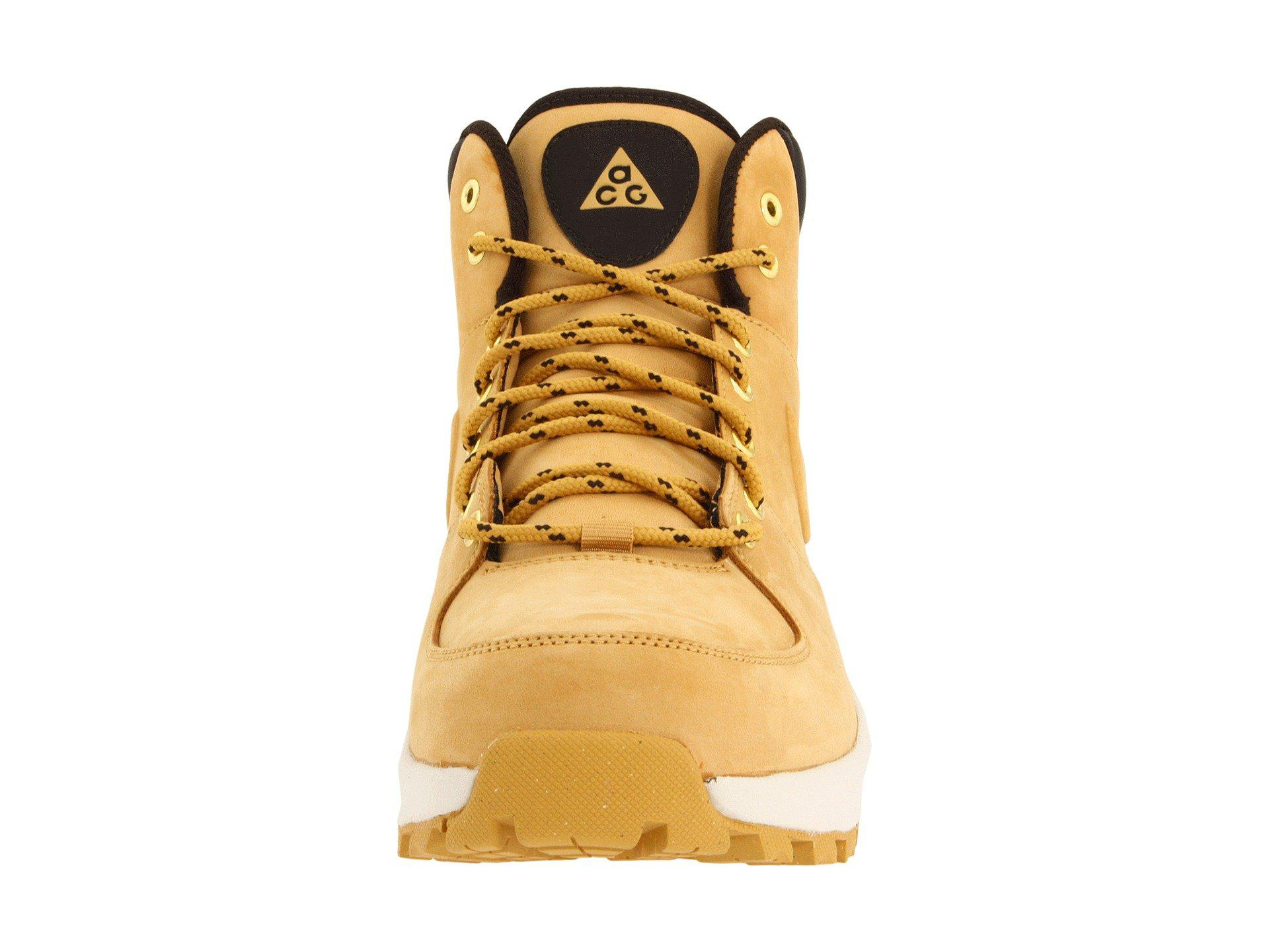 buy popular 78b1f b9f73 Nike - Black Manoa Leather (haystack velvet Brown haystack) Men s Lace-.  View fullscreen