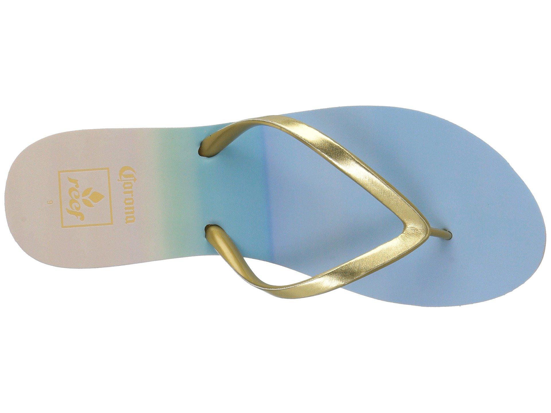 9a2134cd1560 Reef - Blue Stargazer X Corona (beach) Women s Sandals - Lyst. View  fullscreen